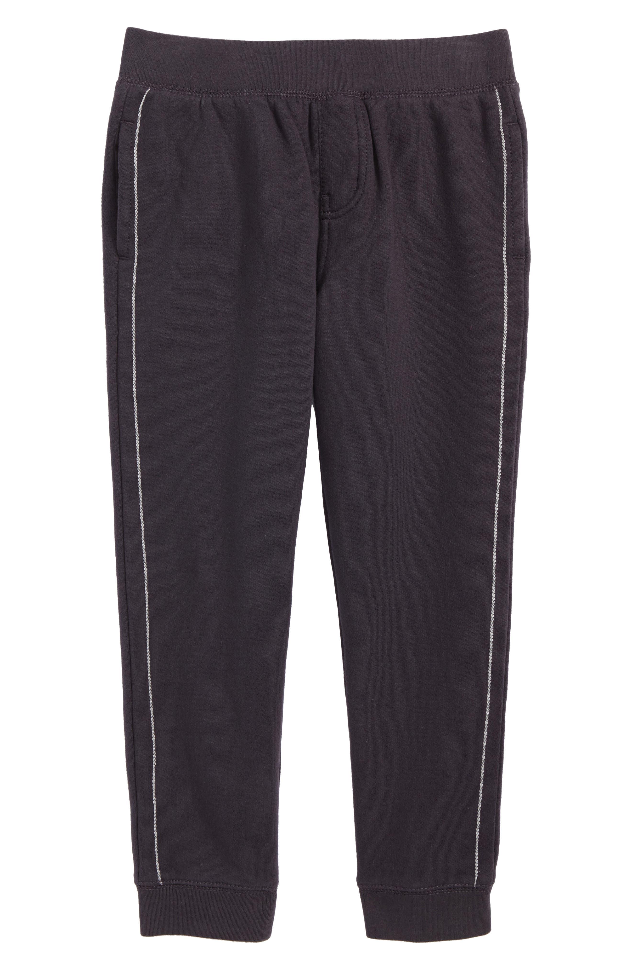 Fleece Jogger Pants,                         Main,                         color, Phantom