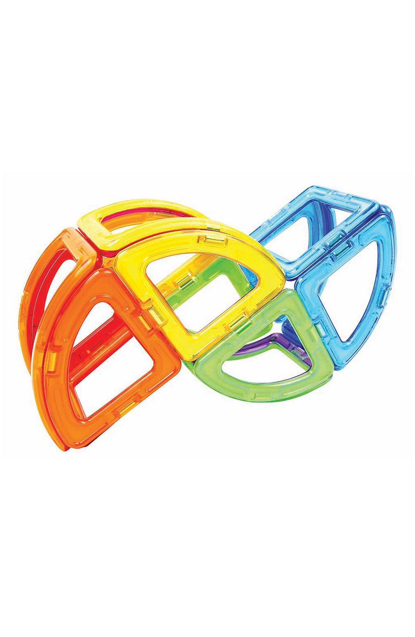 Alternate Image 6  - Magformers 20-Piece Curve Magnetic 3D Construction Set