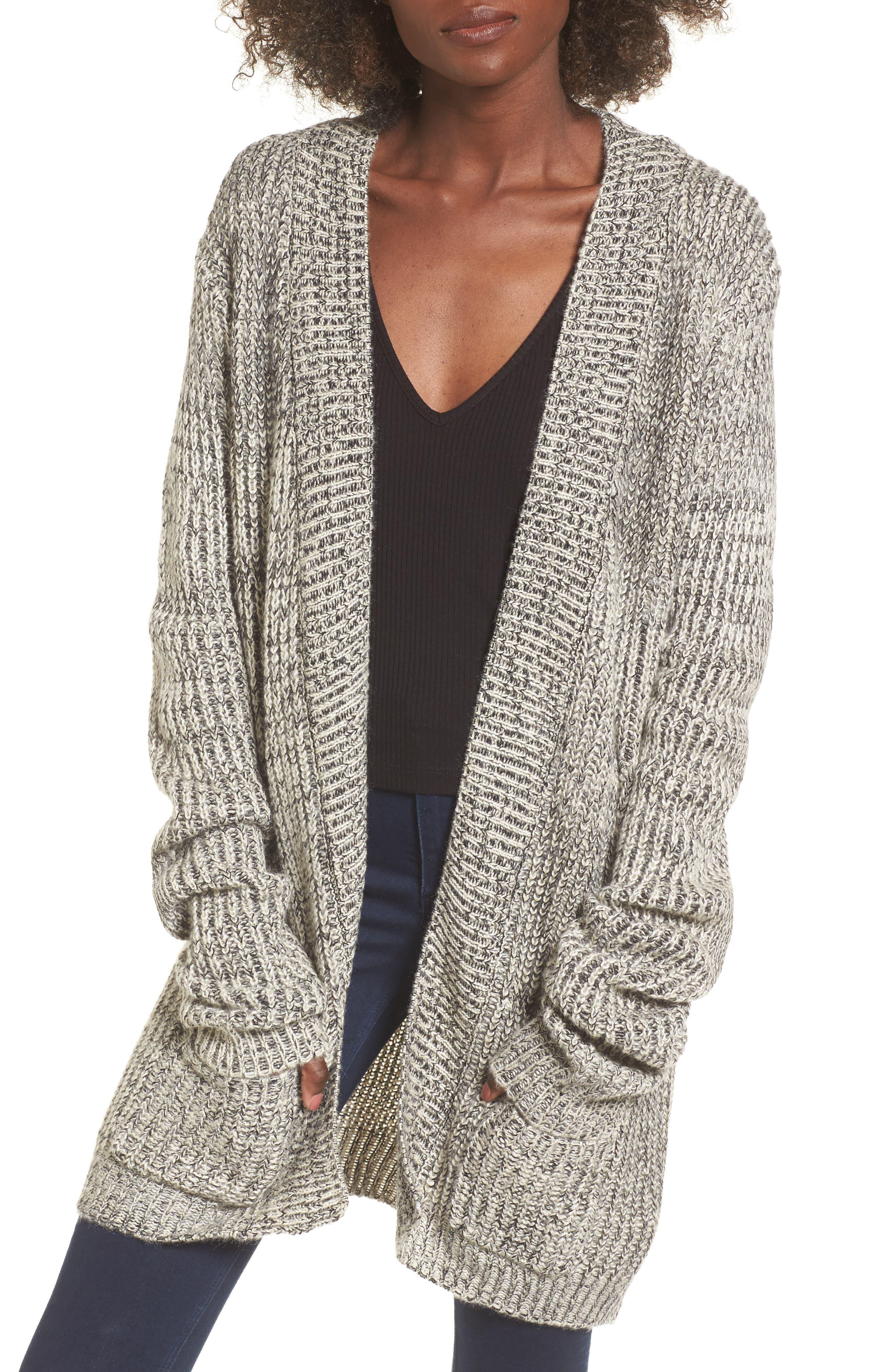 Cotton Emporium Cable Knit Cardigan