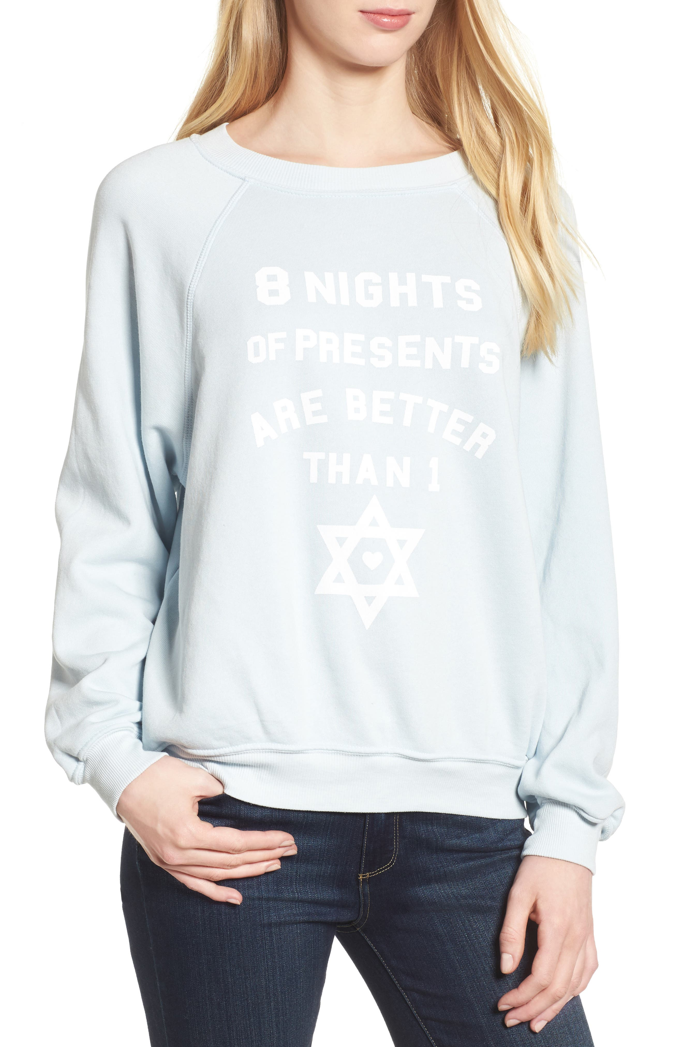 Wildfox Eight Nights of Presents Sweater
