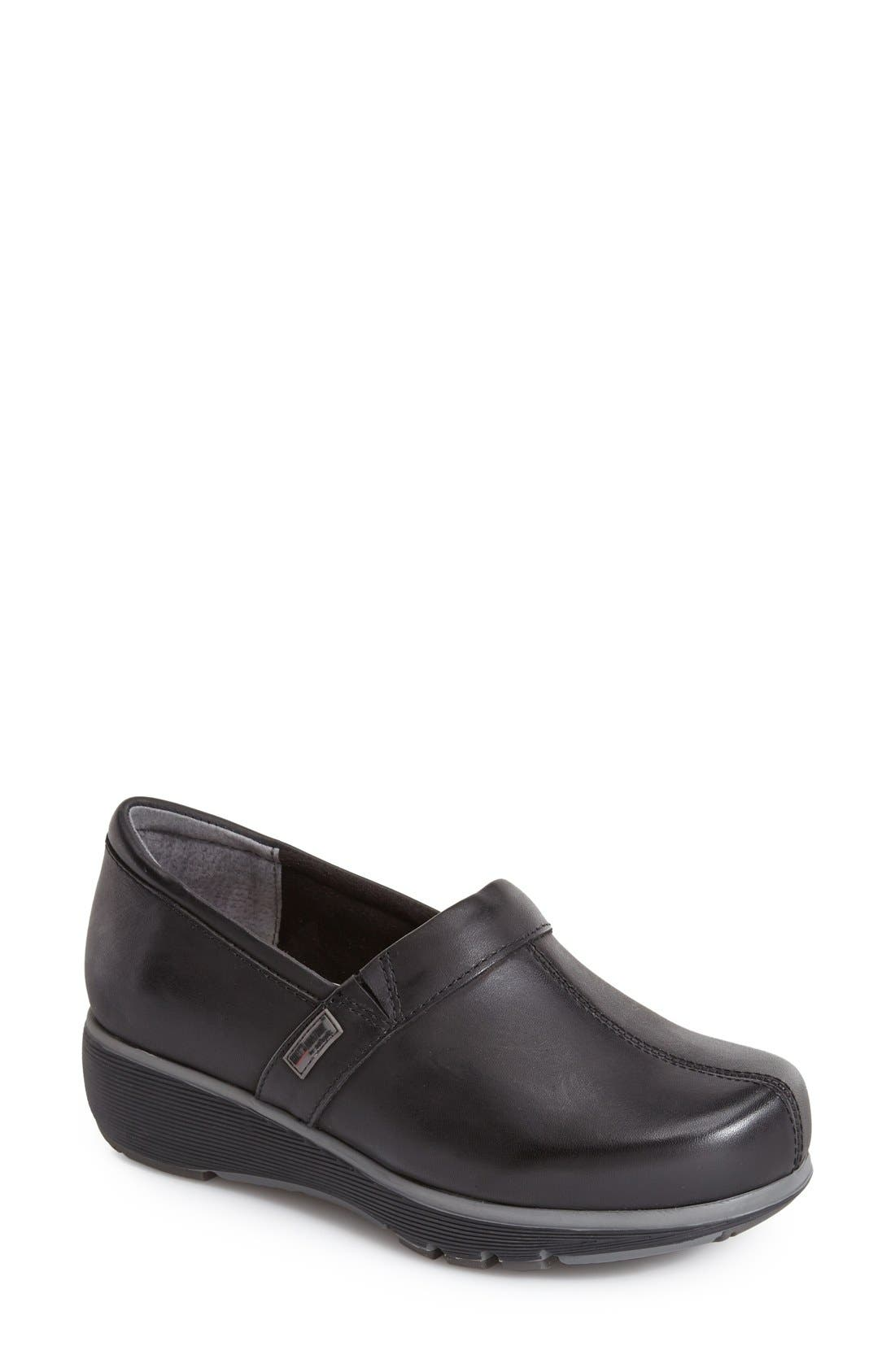 SOFTWALK<SUP>®</SUP> Greys Anatomy<sup>®</sup> by SoftWalk<sup>®</sup> Meredith Leather Clog