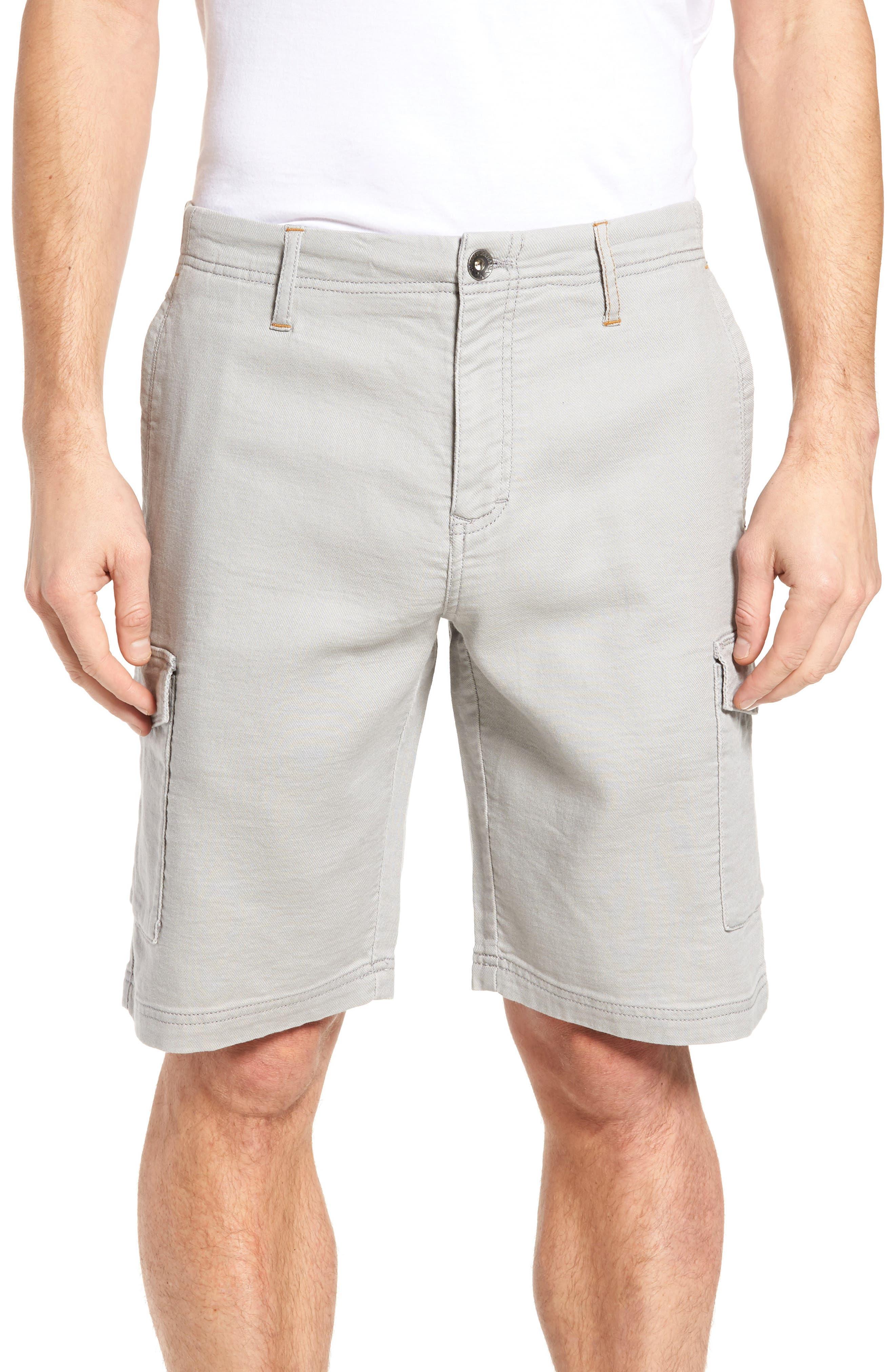 Edgewood Cargo Shorts,                         Main,                         color, Argent