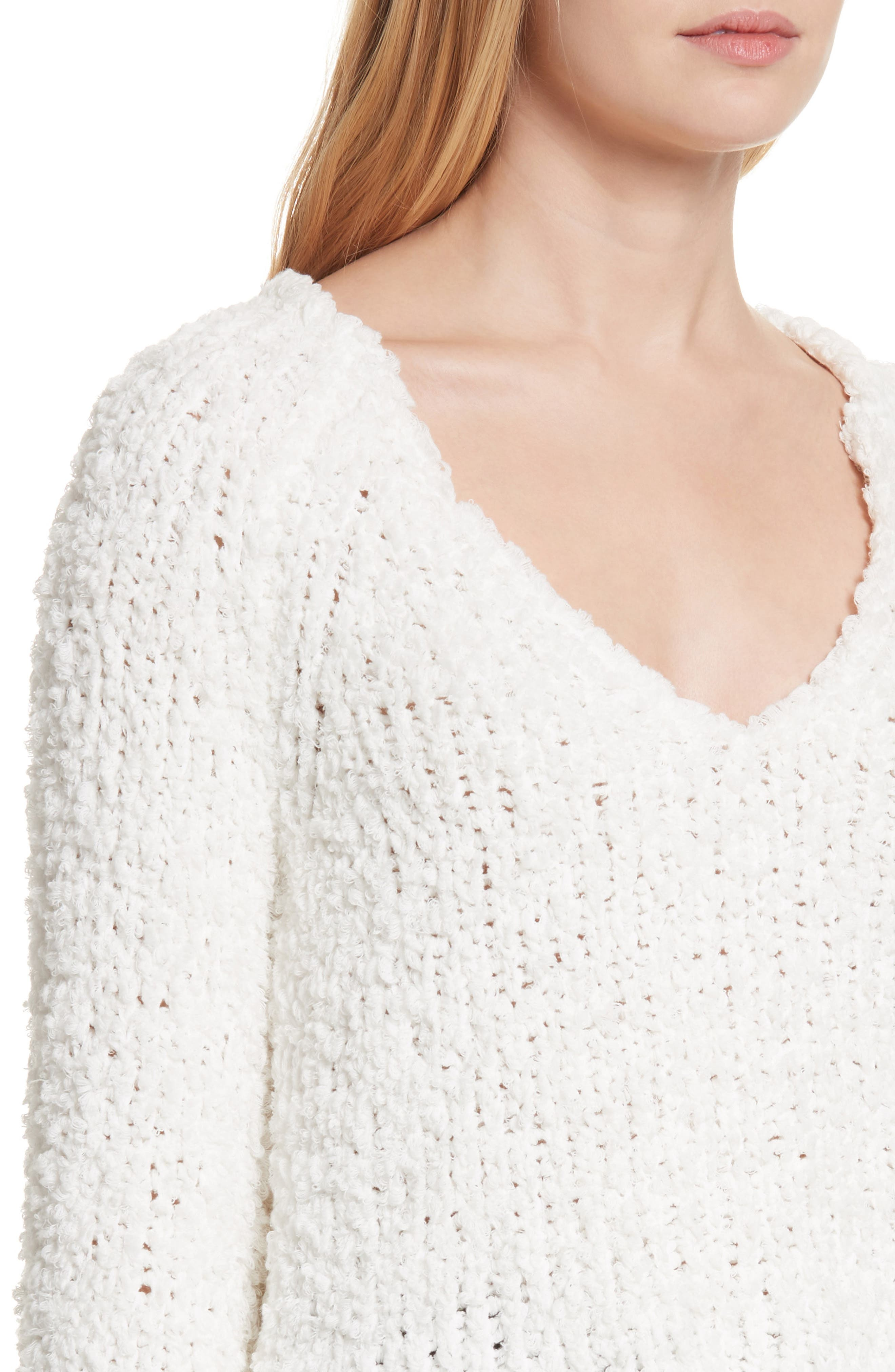 Alternate Image 4  - Free People Sand Dune Sweater