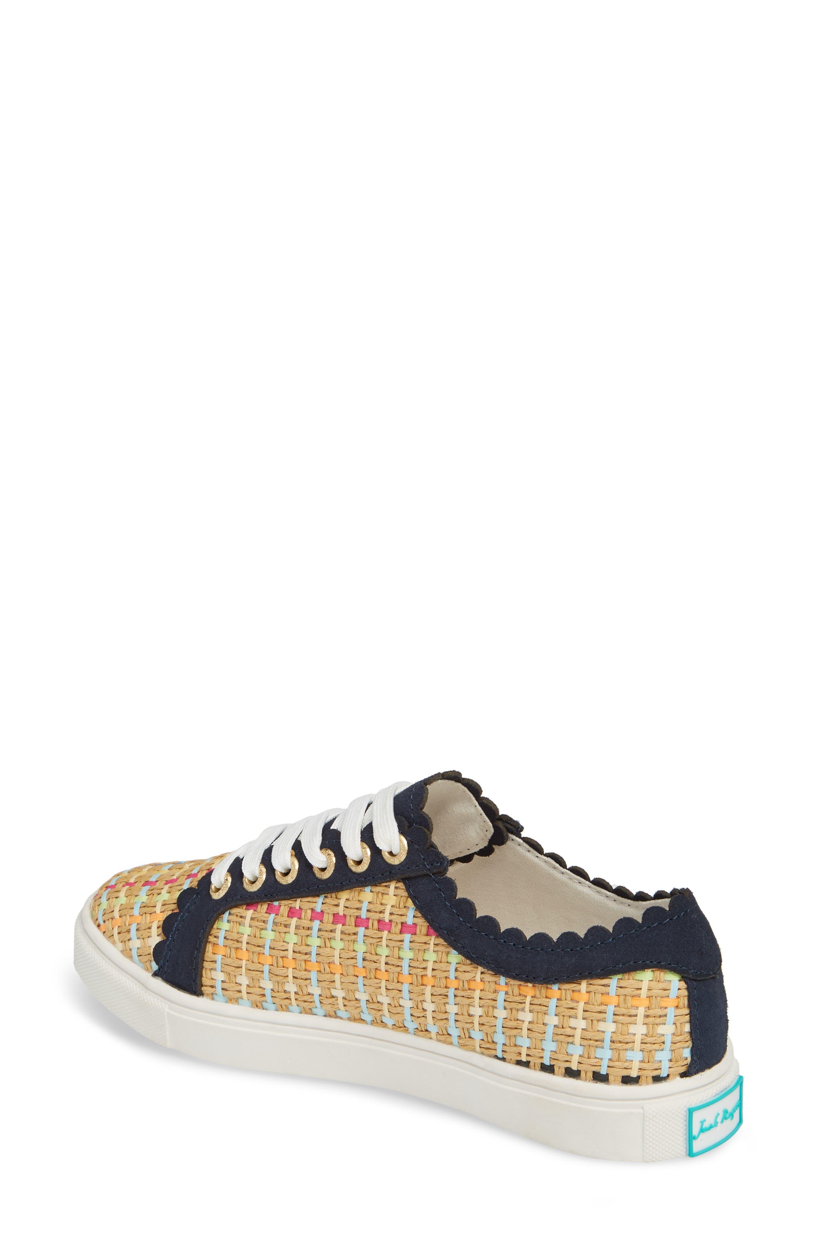 Teagan Sneaker,                             Alternate thumbnail 2, color,                             Multi Combo