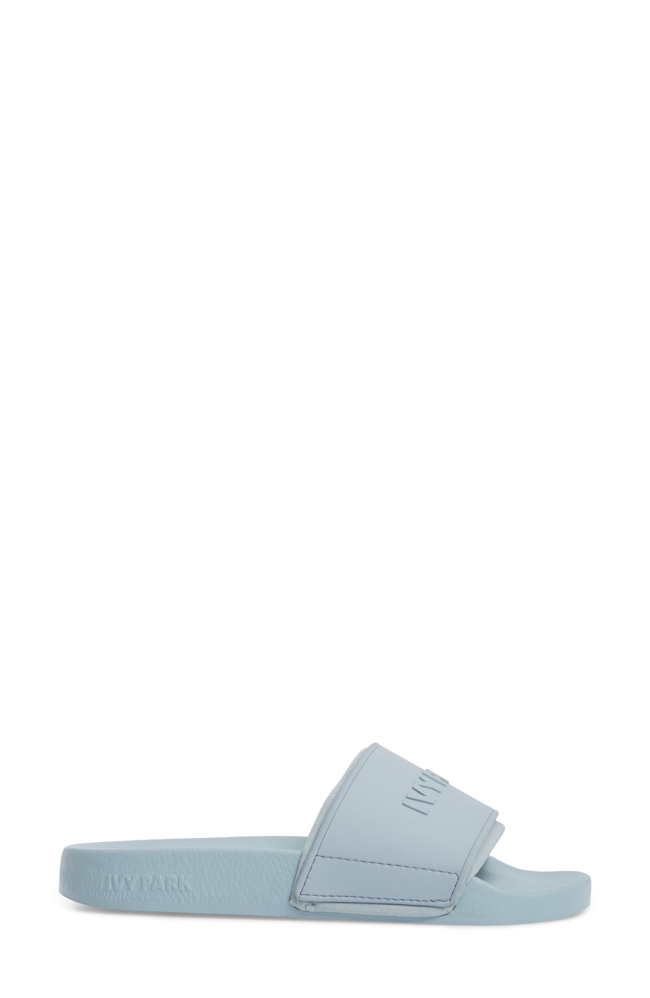 Alternate Image 3  - IVY PARK® Embossed Neoprene Lined Slide Sandal (Women)