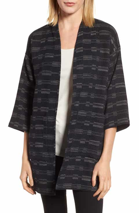 Women's Black Tweed Coats & Jackets | Nordstrom