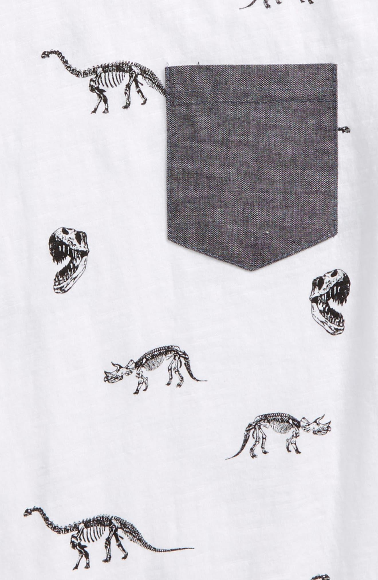 Historic T-Shirt,                             Alternate thumbnail 2, color,                             White Historic