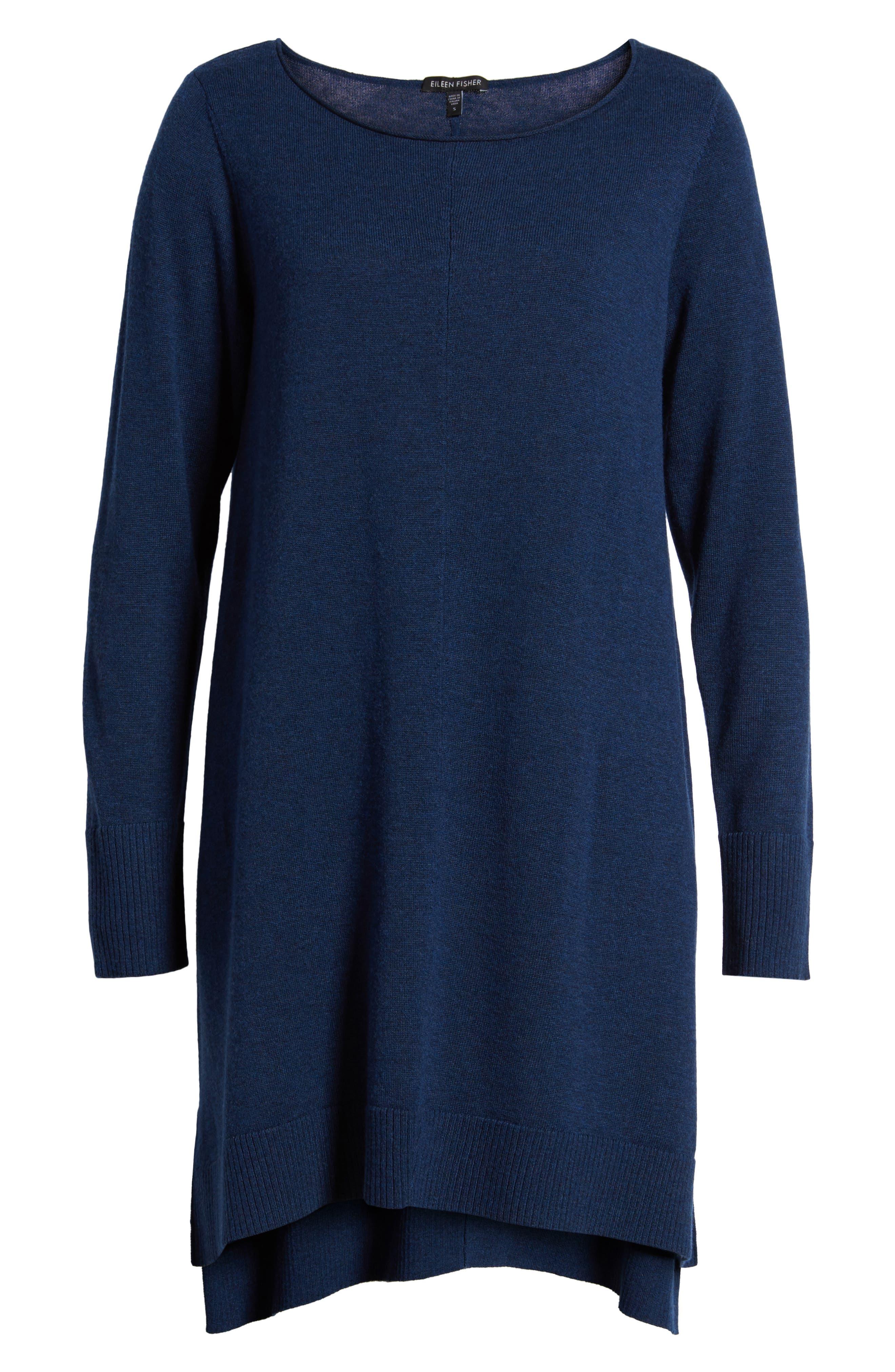 Layering Dress,                             Alternate thumbnail 6, color,                             Blue Bonnet