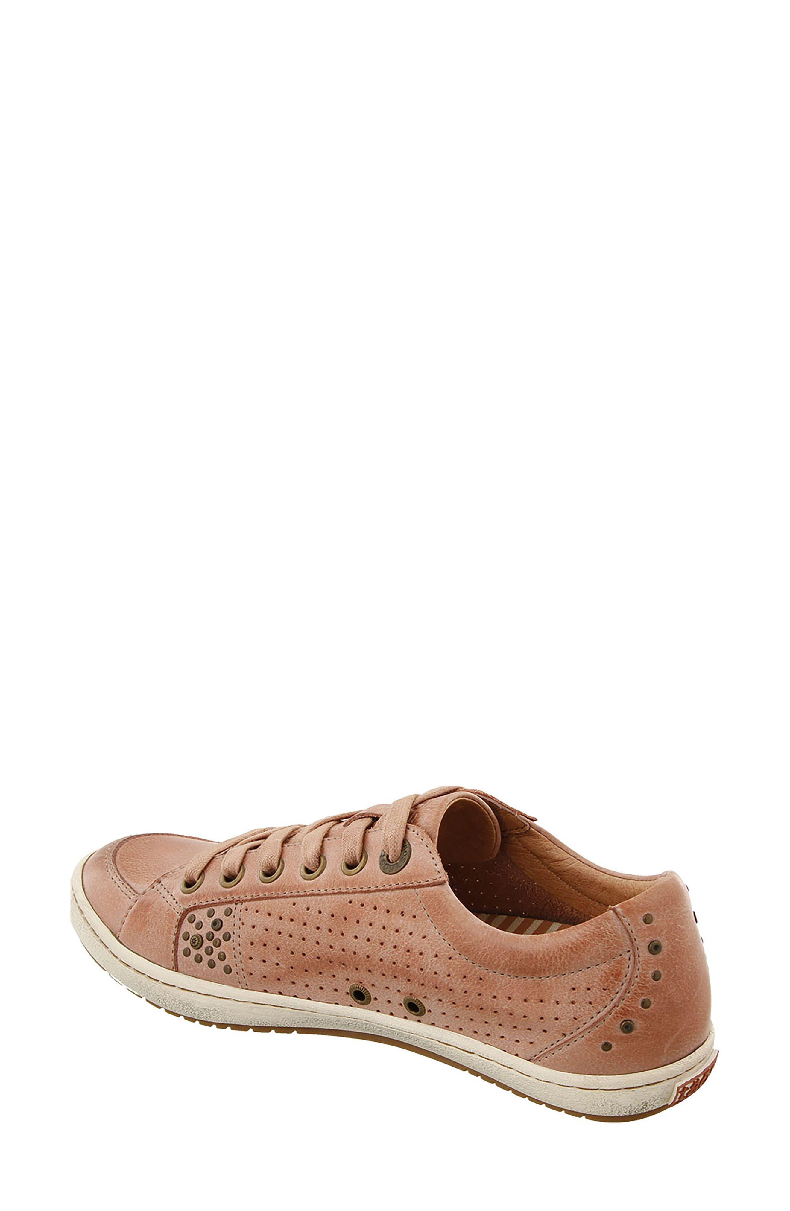 'Freedom' Sneaker,                             Alternate thumbnail 2, color,                             Blush Leather