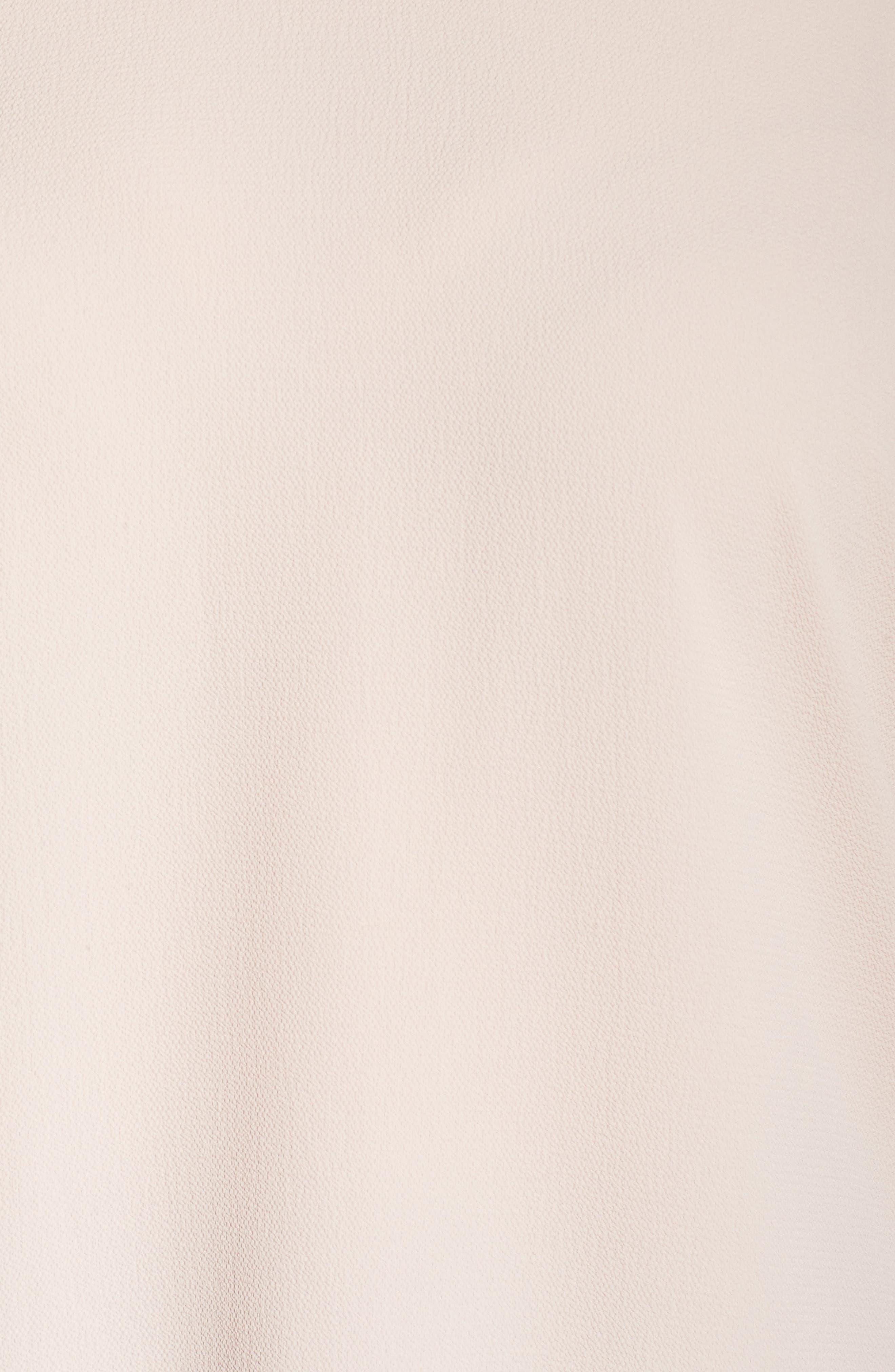 Alternate Image 5  - Vince Camuto Bell Cuff Split Sleeve Shirt (Plus Size)