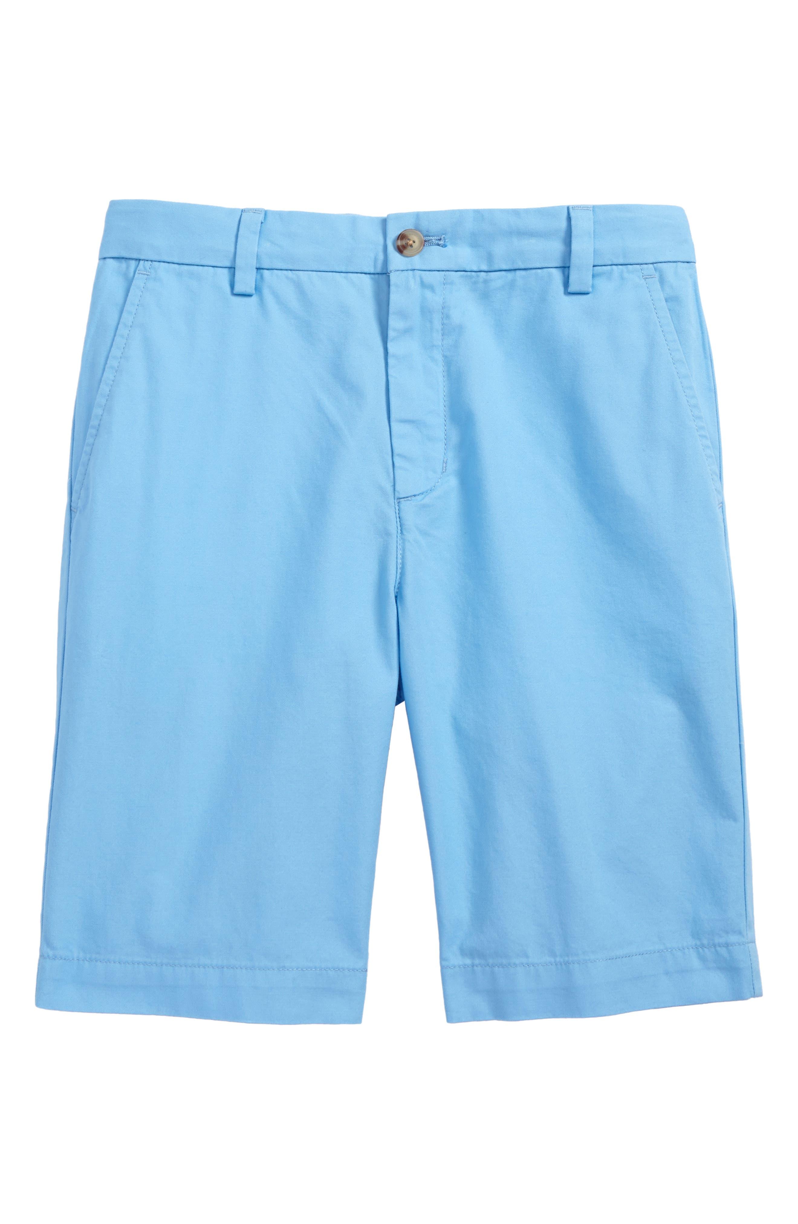 Main Image - vineyard vines Summer - Breaker Twill Shorts (Toddler Boys, Little Boys & Big Boys)