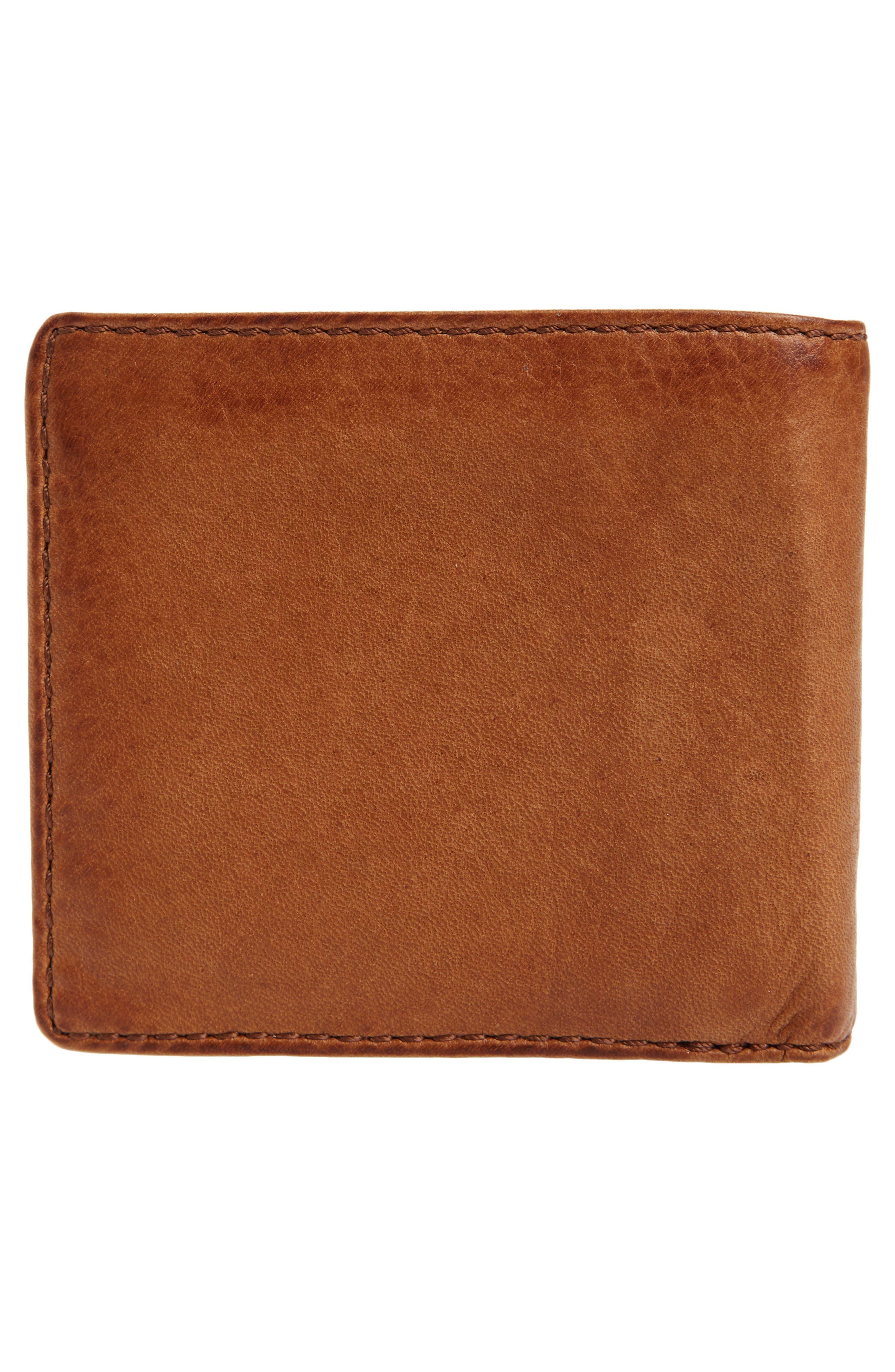 Alternate Image 3  - Frye Oliver Leather Wallet