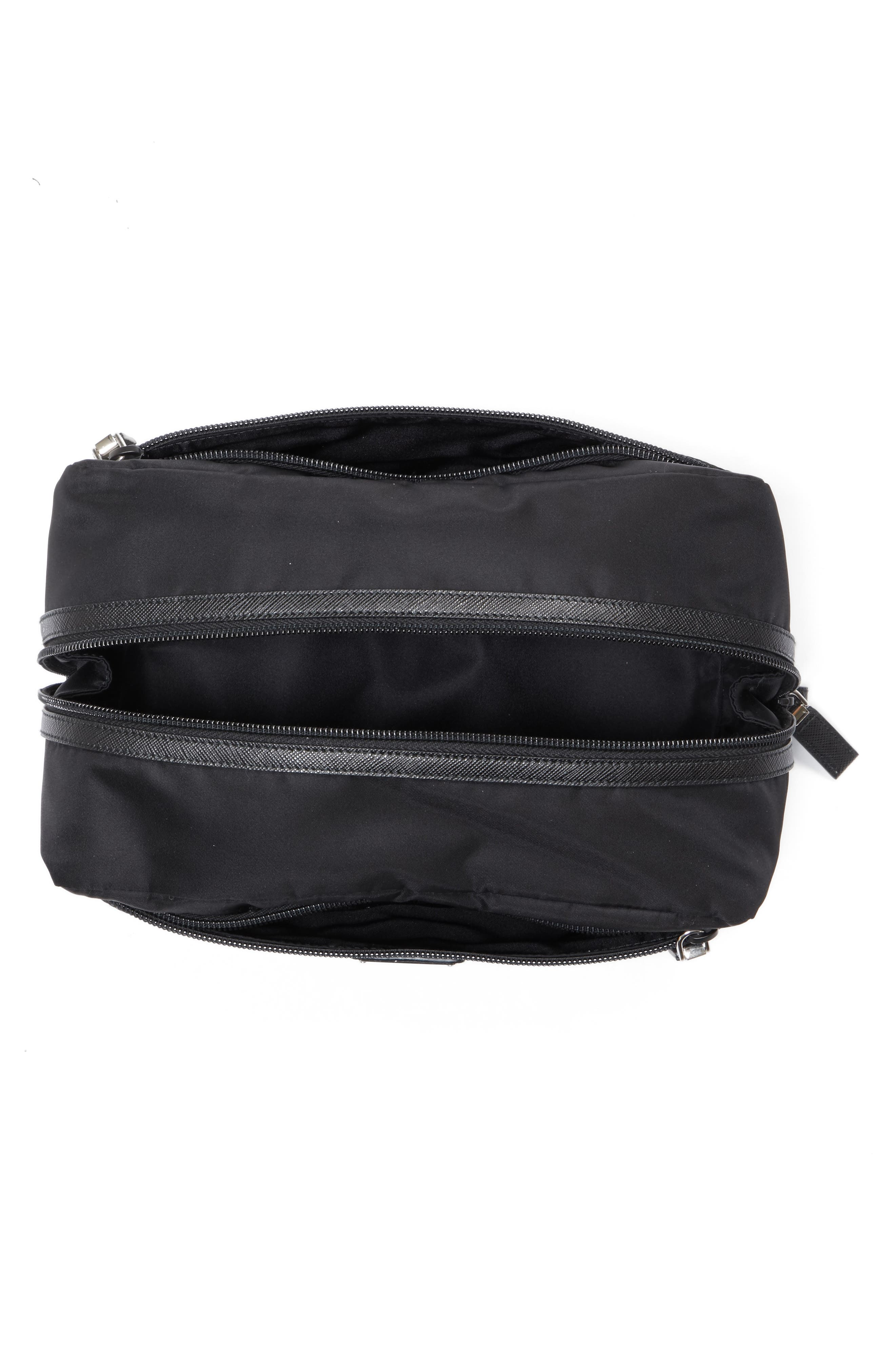 Alternate Image 3  - Prada Saffiano Dopp Kit