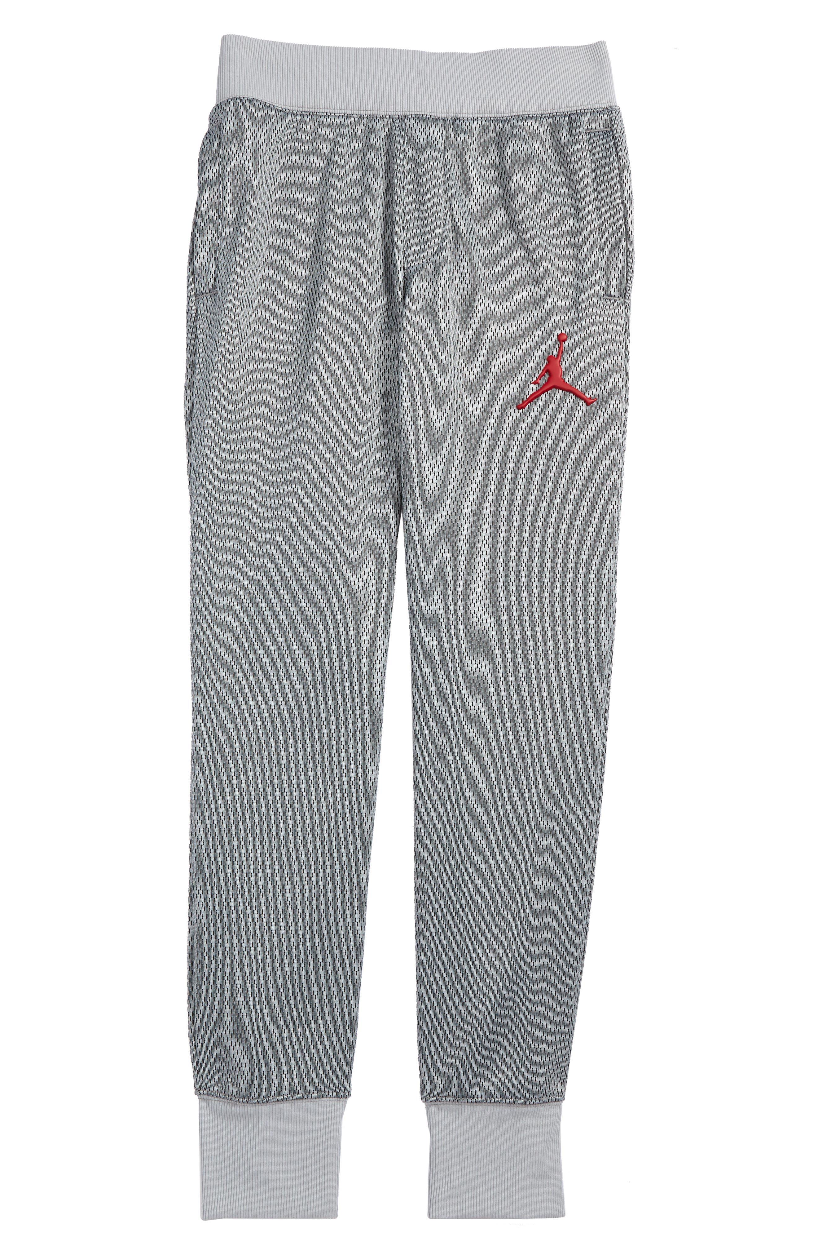 Jordan AJ Techno Print Jogger Pants (Big Boys)