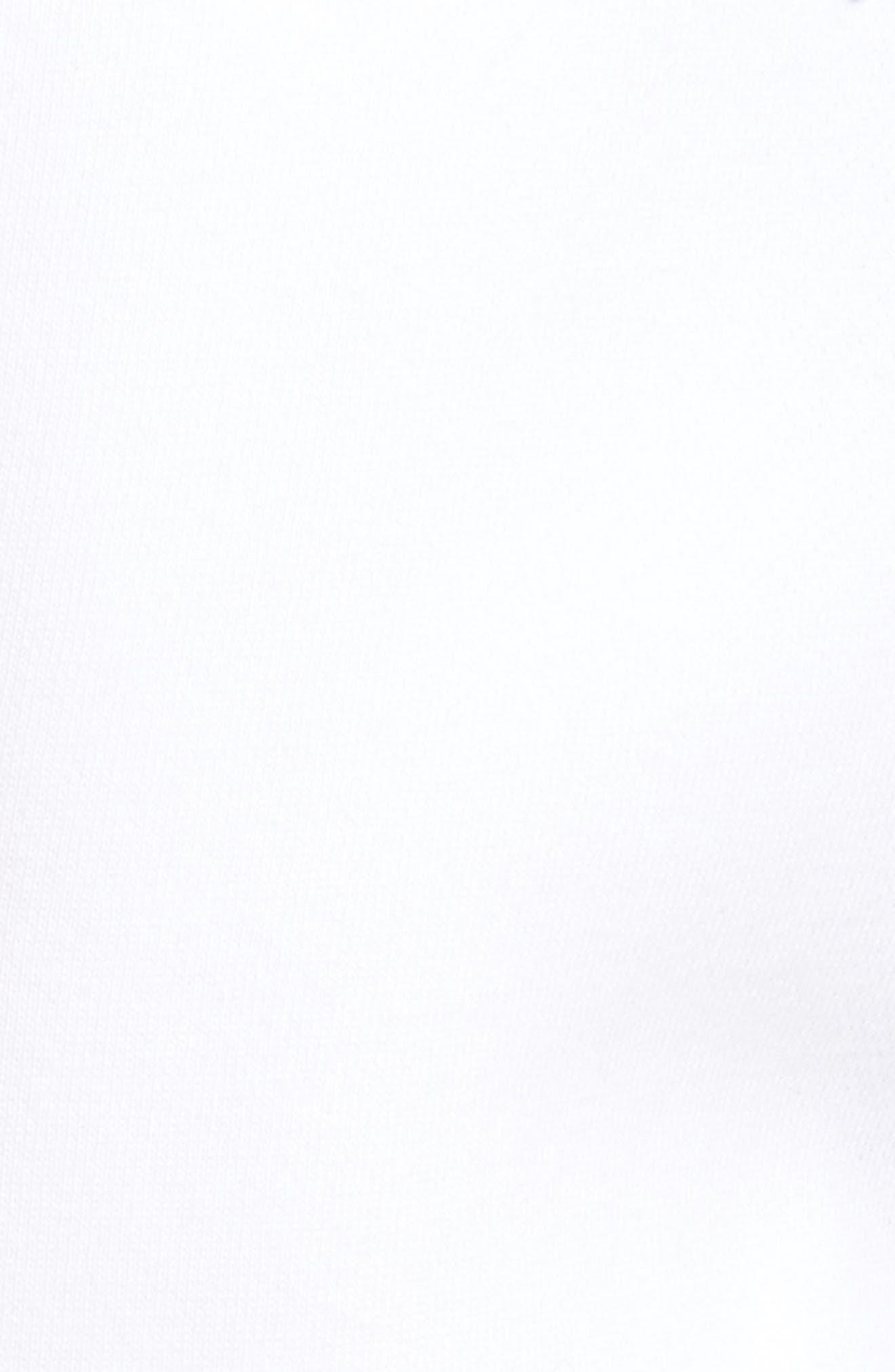 Jordan AJ11 Hybrid Pants,                             Alternate thumbnail 5, color,                             White