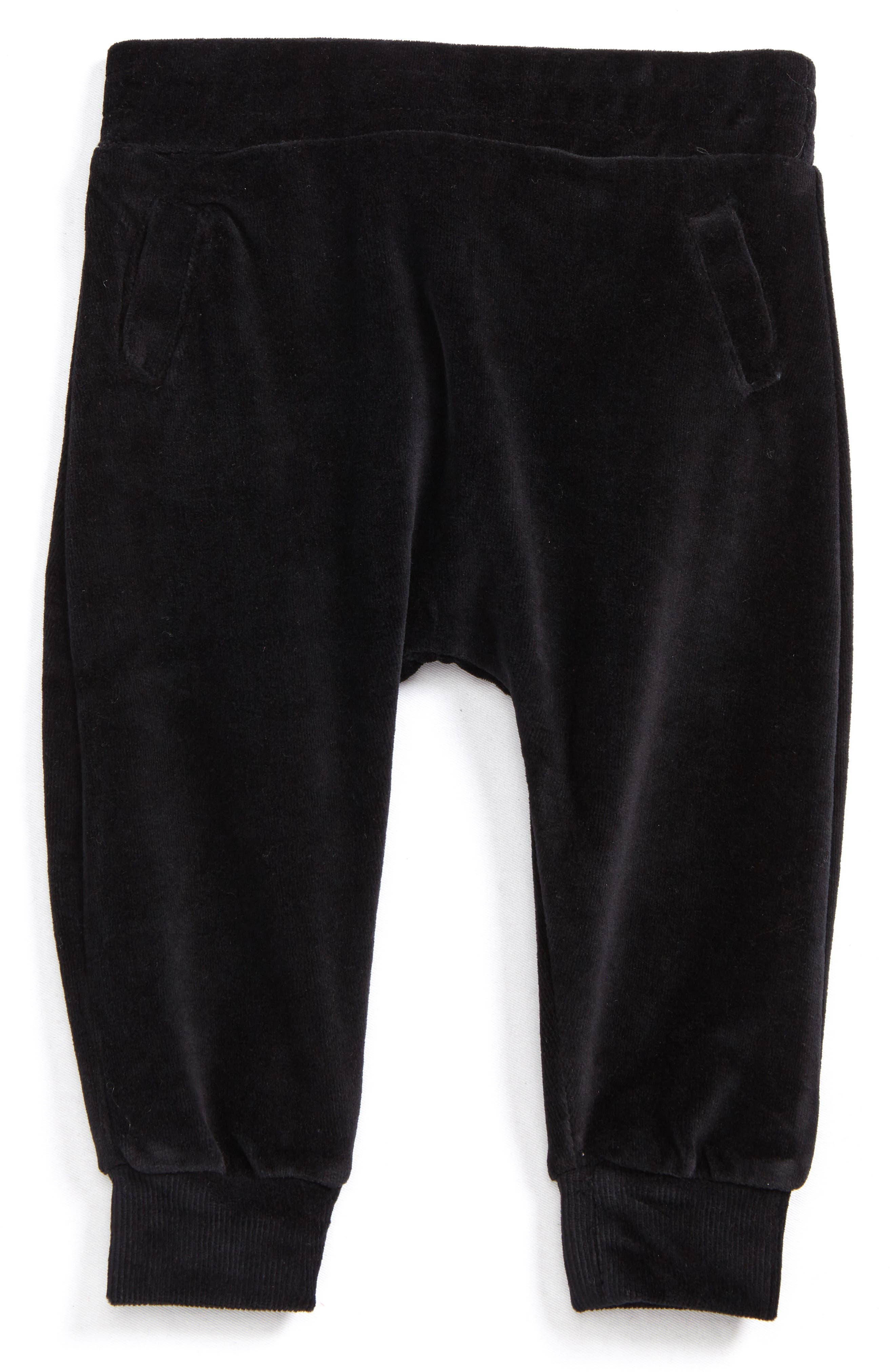 Main Image - ag adriano goldschmied kids Velour Sweatpants (Baby Girls)