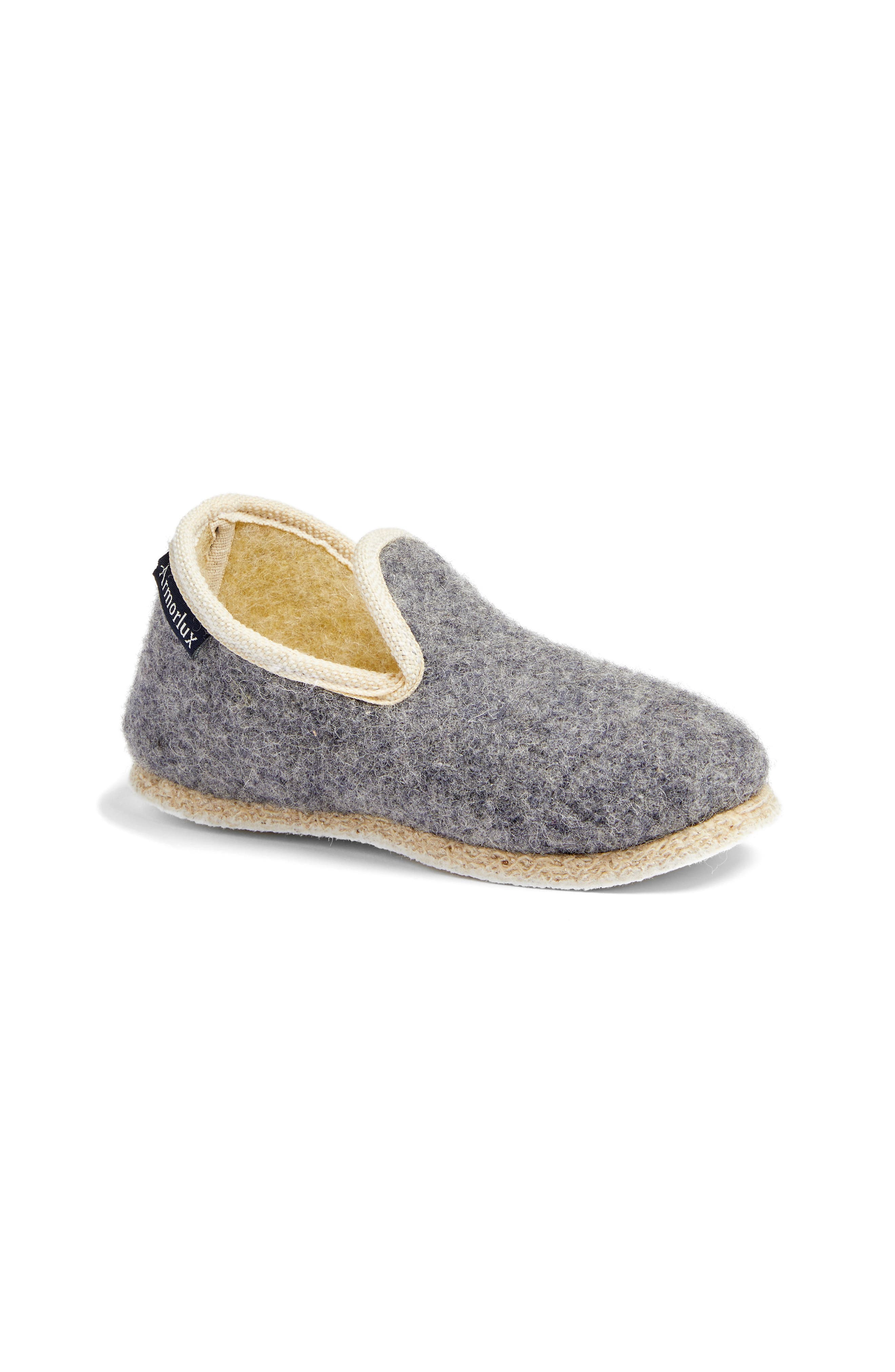 Armor Lux Solid Slipper (Big Kid)