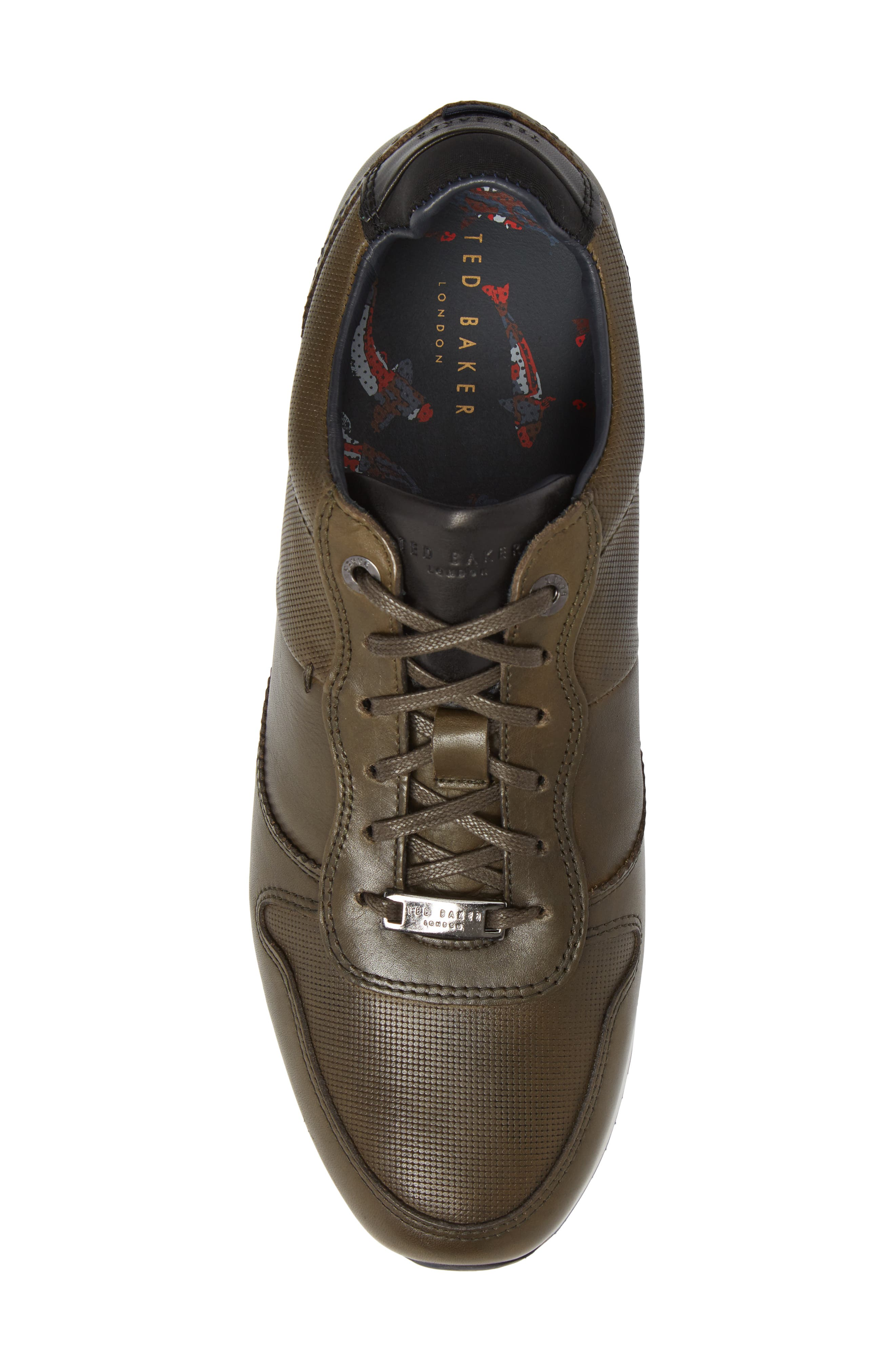 Alternate Image 5  - Ted Baker London Shindl Sneaker (Men)