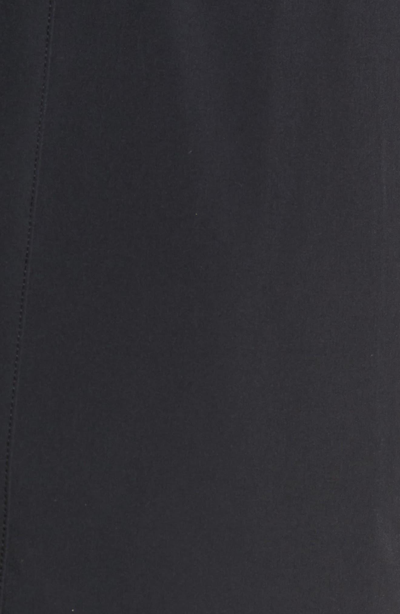 Running Shield Shorts,                             Alternate thumbnail 5, color,                             Black