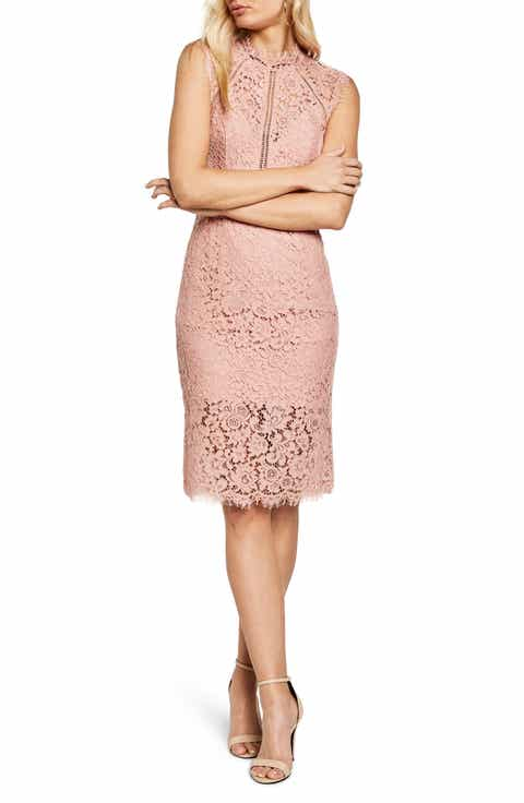 Women 39 s pink wedding guest dresses nordstrom for Nordstrom women s wedding guest dresses