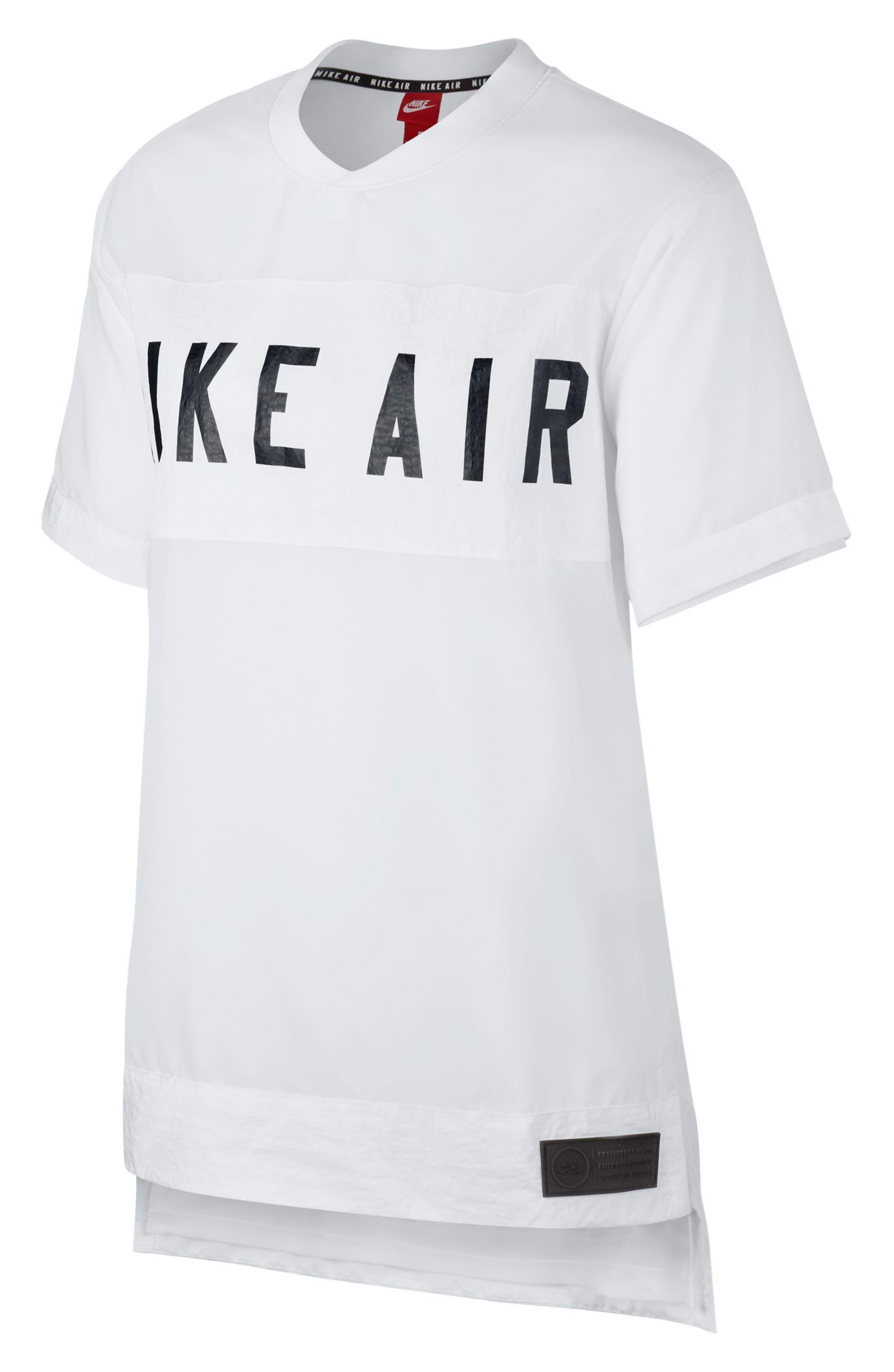 Air Tee,                         Main,                         color, White