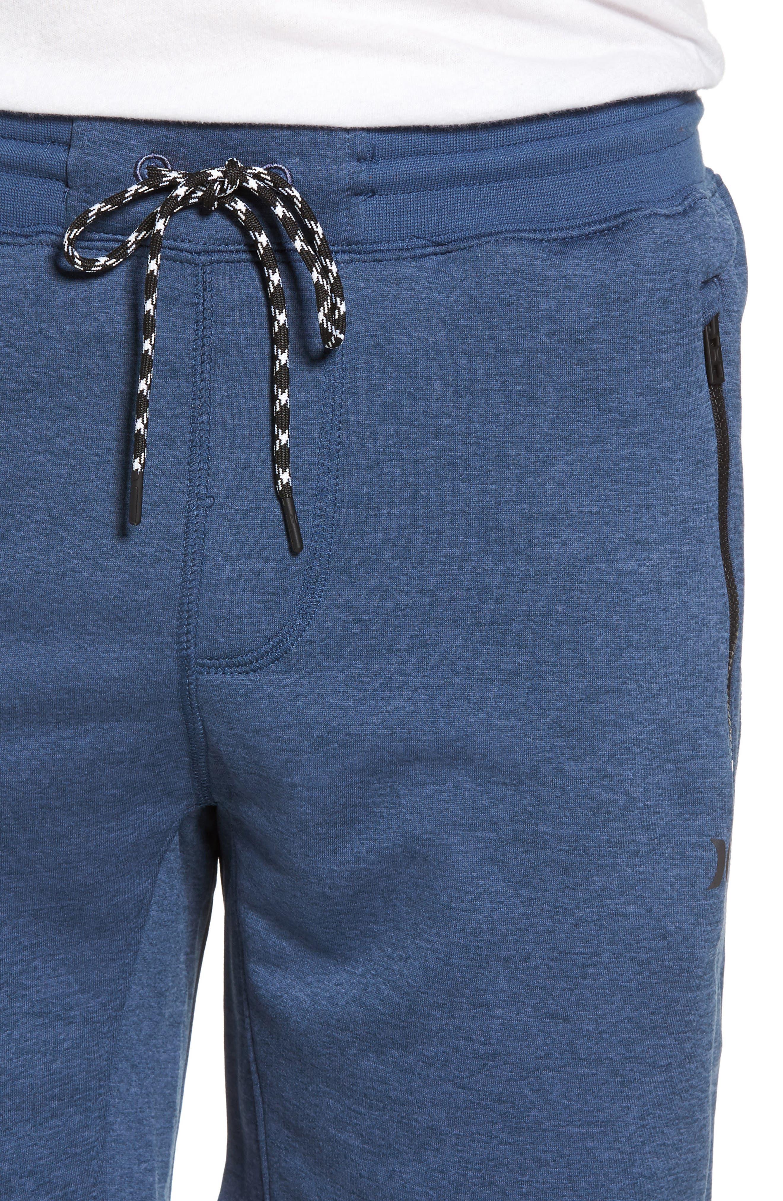 Dri-FIT Solar Shorts,                             Alternate thumbnail 4, color,                             Squadron Blue