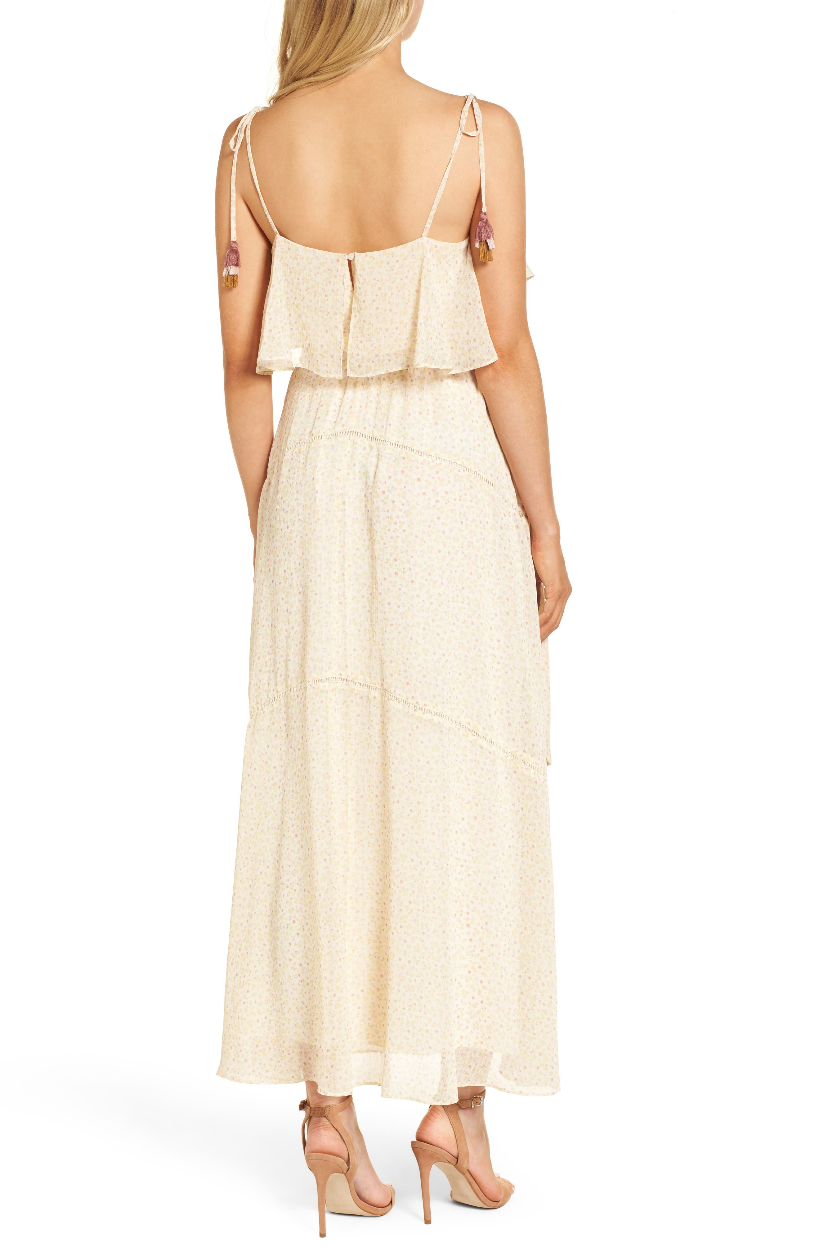 Alternate Image 2  - Rebecca Minkoff Decklan Maxi Dress
