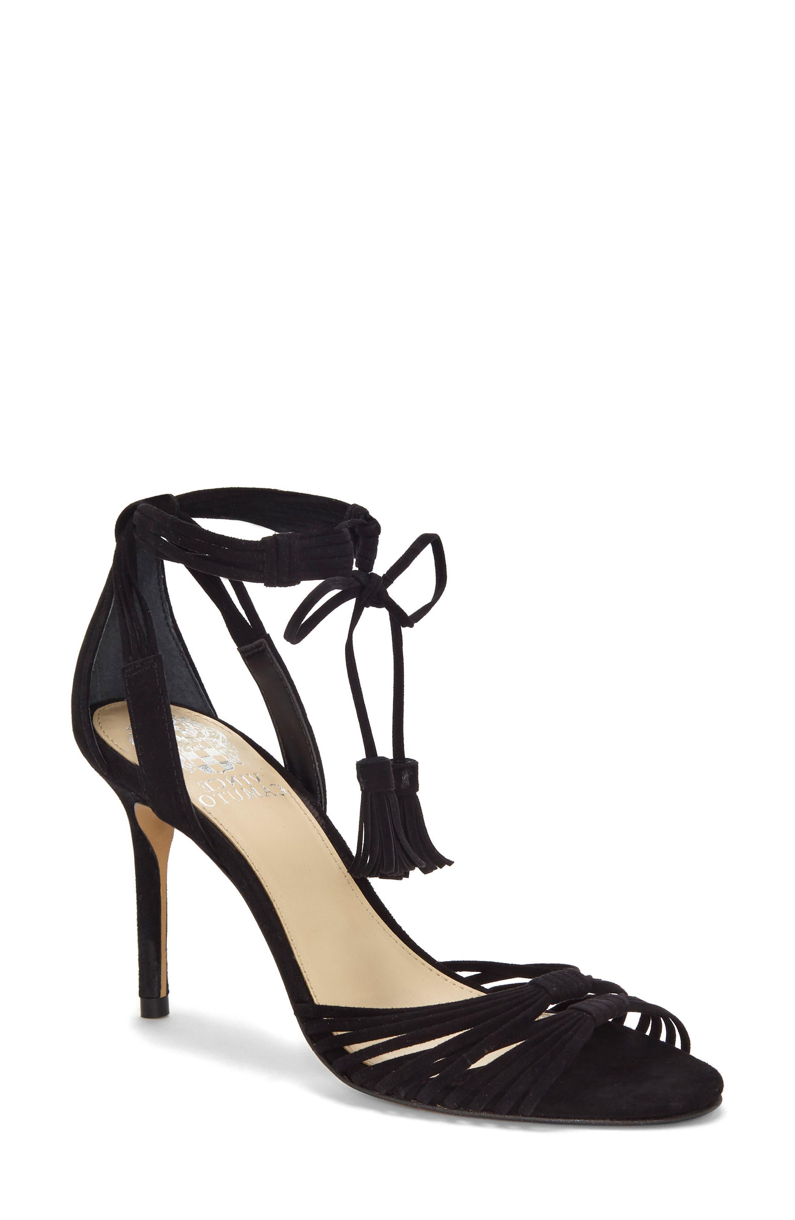 Alternate Image 1 Selected - Vince Camuto Stellima Tassel Sandal (Women)