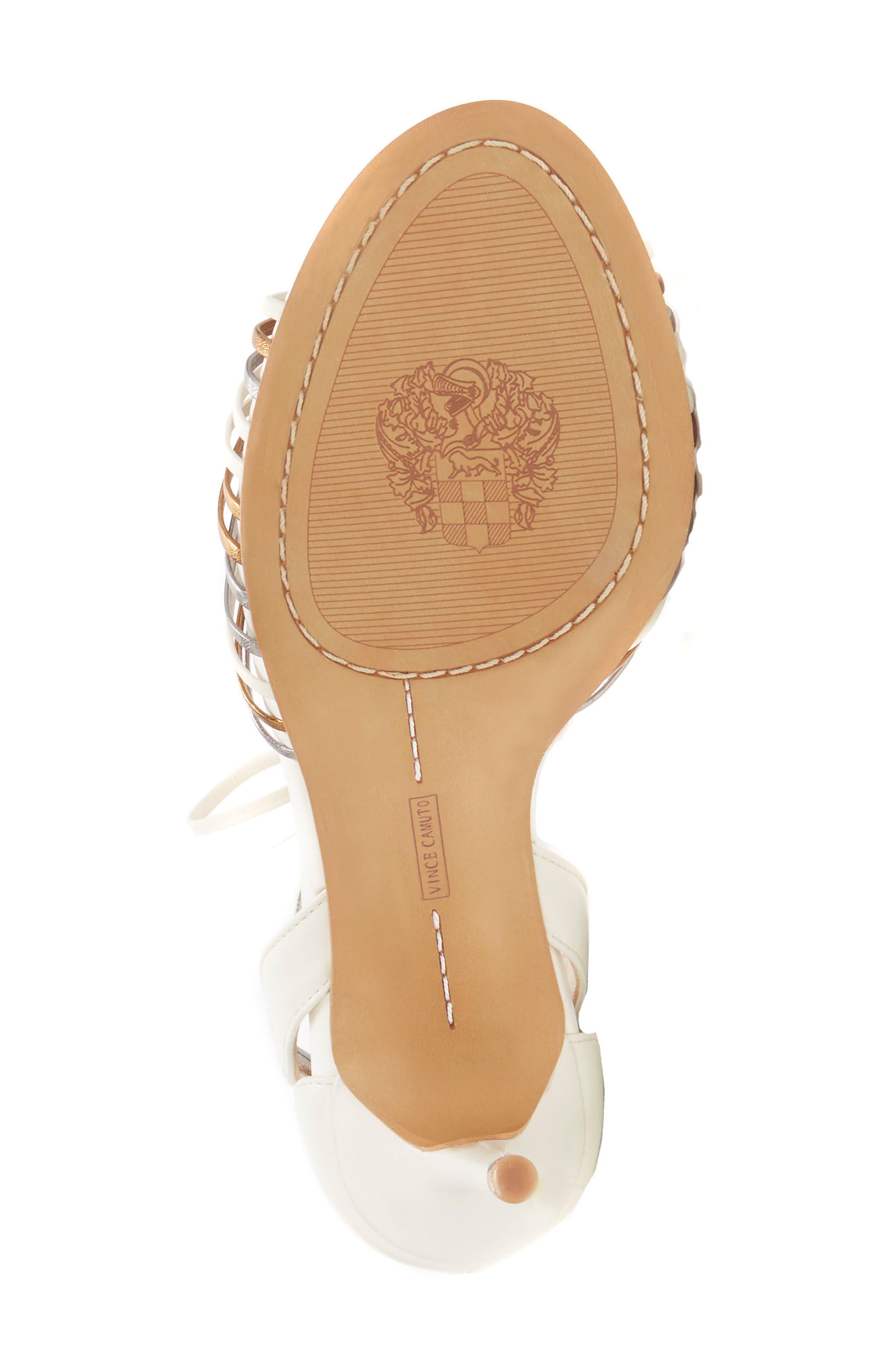 Alternate Image 6  - Vince Camuto Stellima Tassel Sandal (Women)