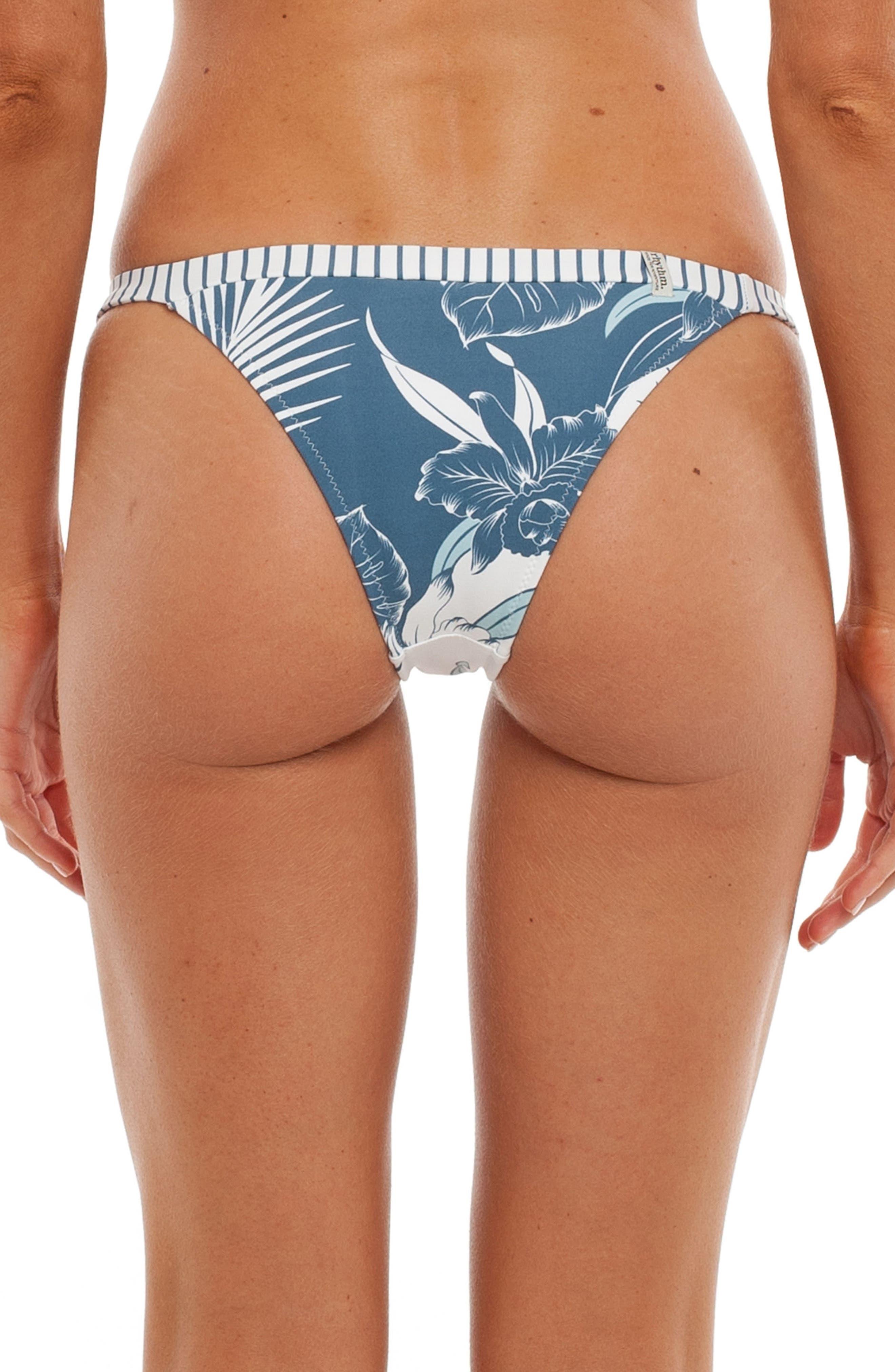 Honolulu Itsy Bikini Bottoms,                         Main,                         color, Malibu