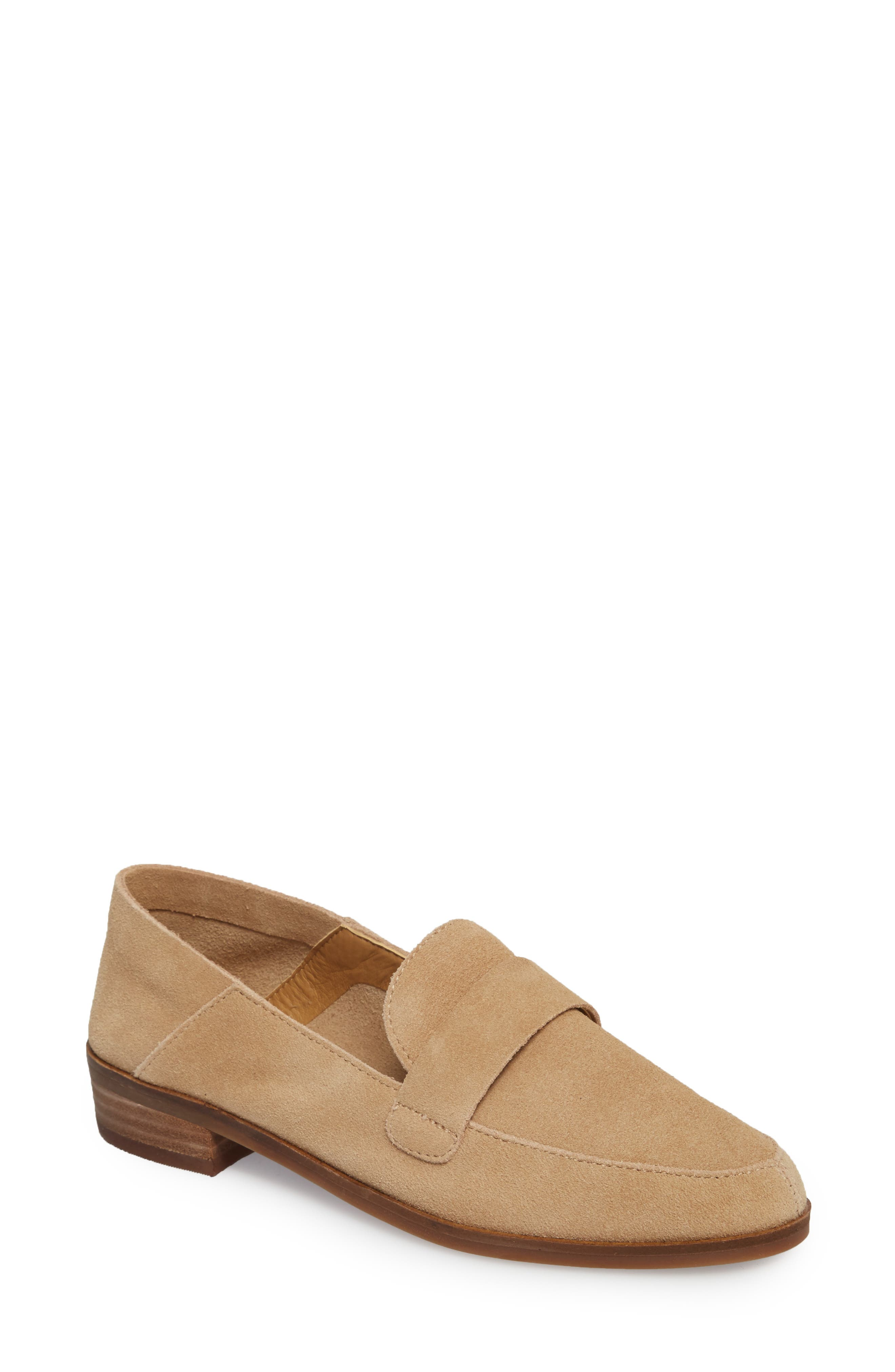 Alternate Image 1 Selected - Lucky Brand Chennie Loafer (Women)