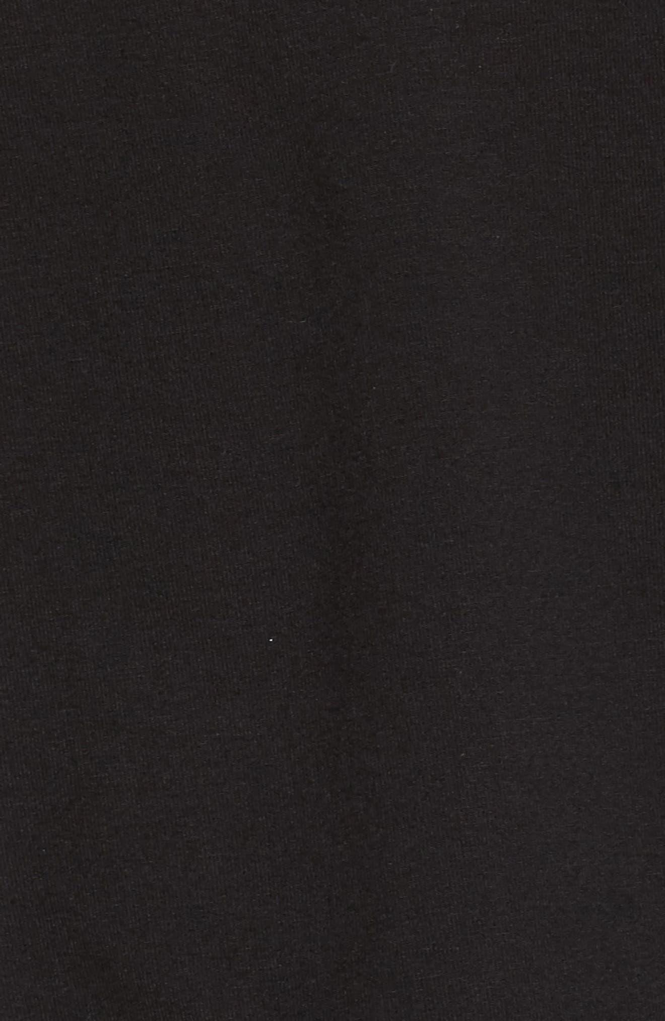 Alternate Image 5  - BB Dakota Claudette Cold-Shoulder Jumpsuit