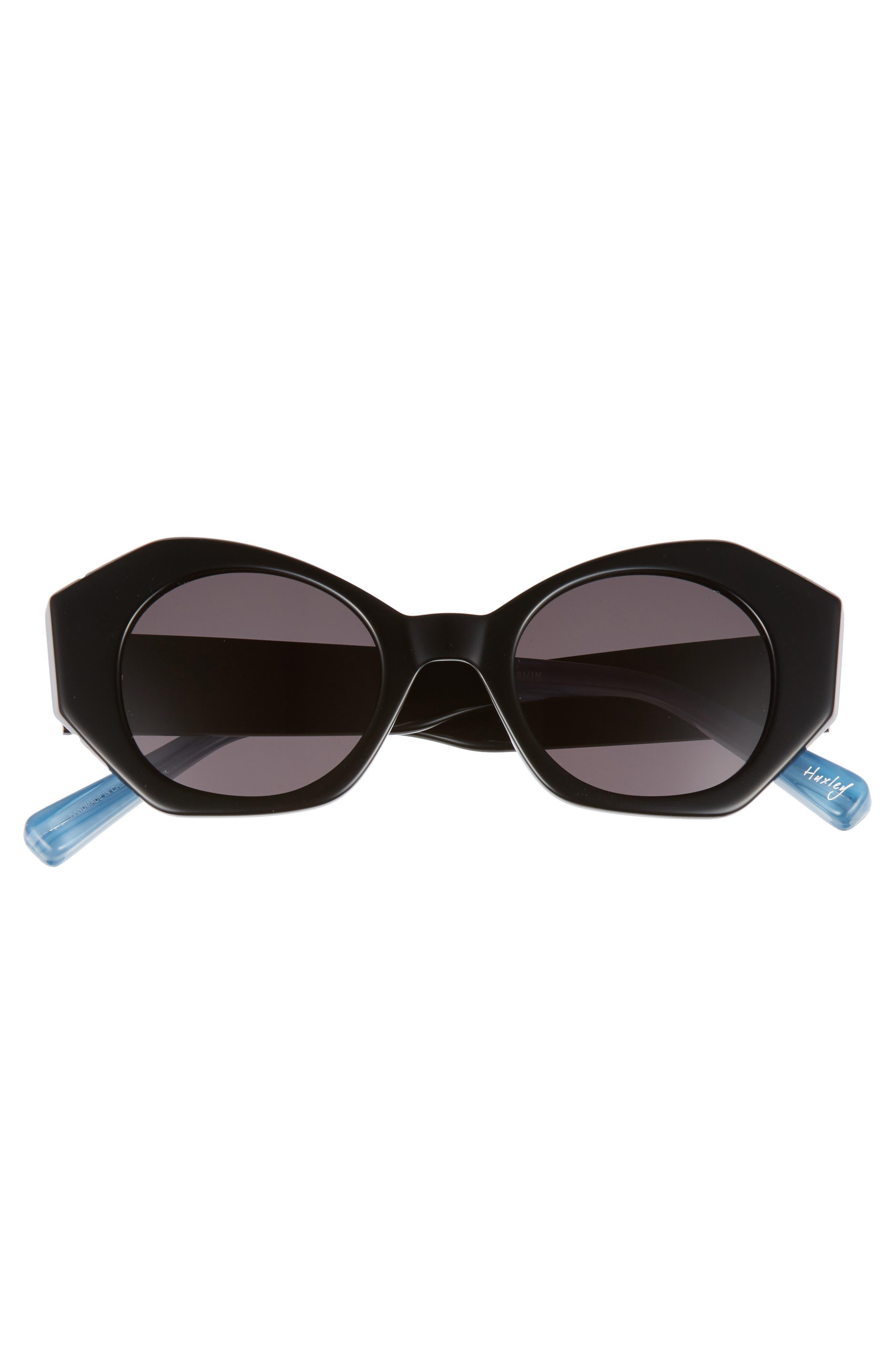 Alternate Image 3  - Elizabeth and James Huxley 46mm Geometric Sunglasses