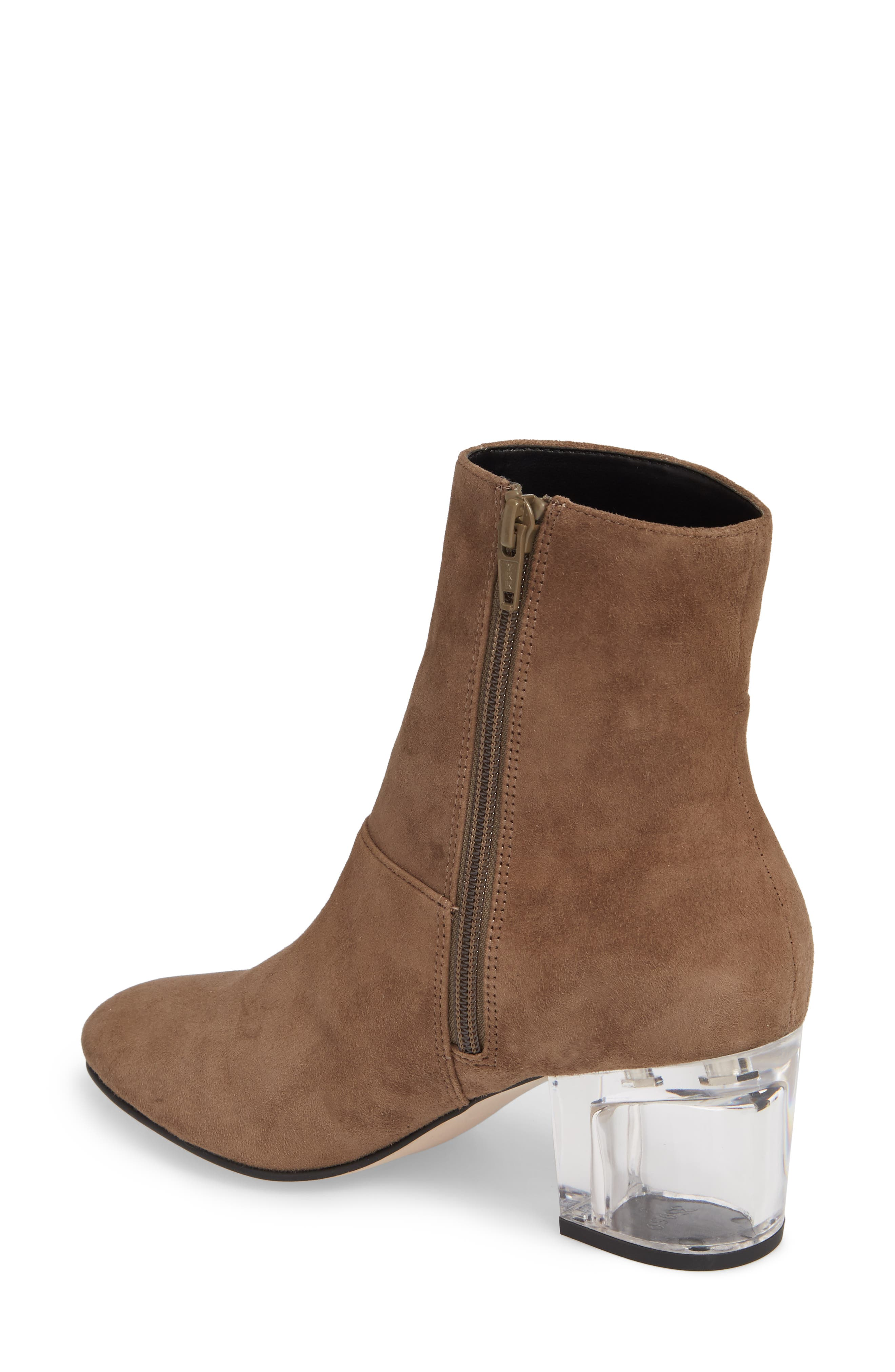 Dinah Bootie,                             Alternate thumbnail 2, color,                             Night Taupe