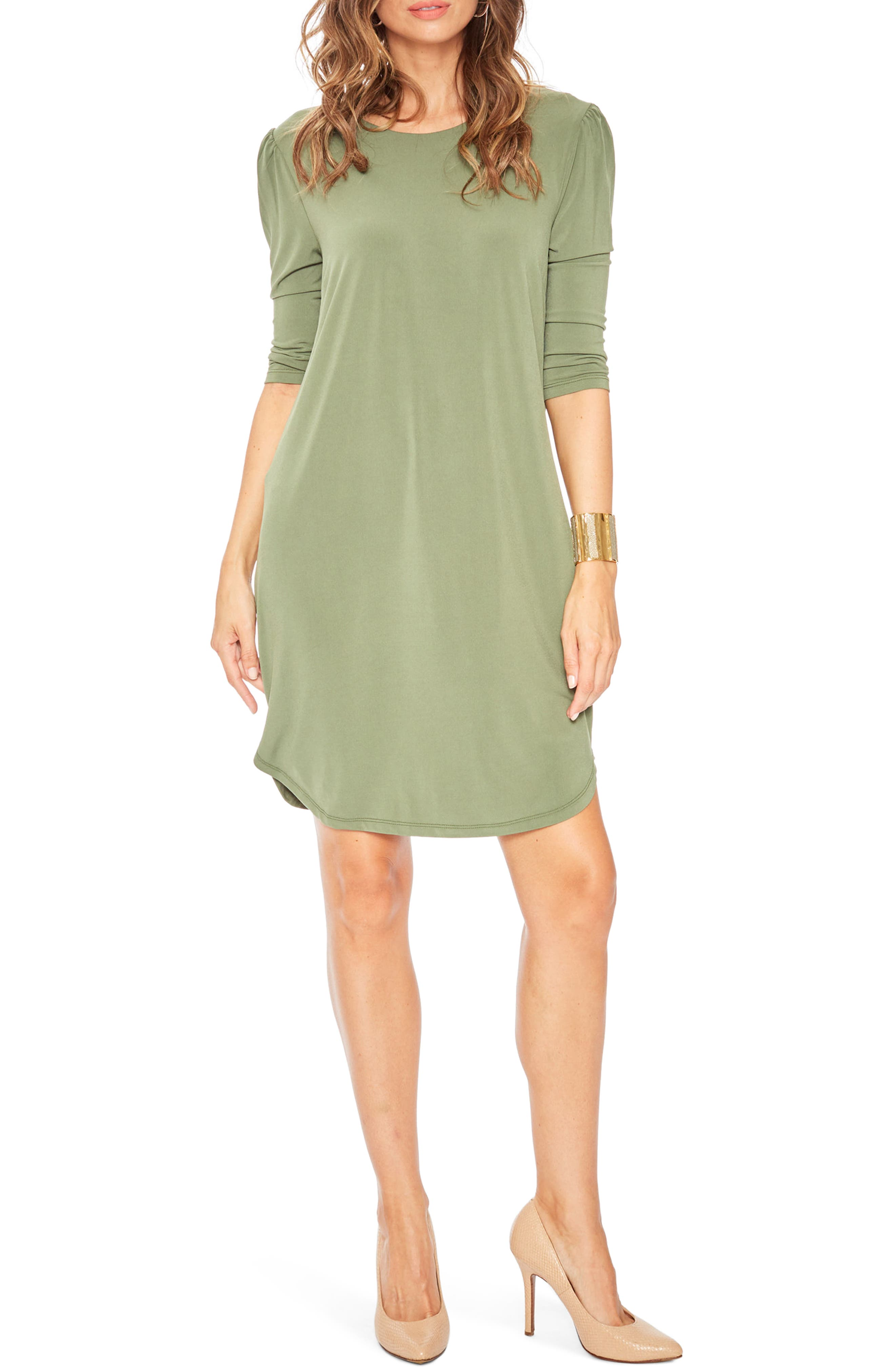 ROSIE POPE Britt Dress - Available in 3 Colors - Moss