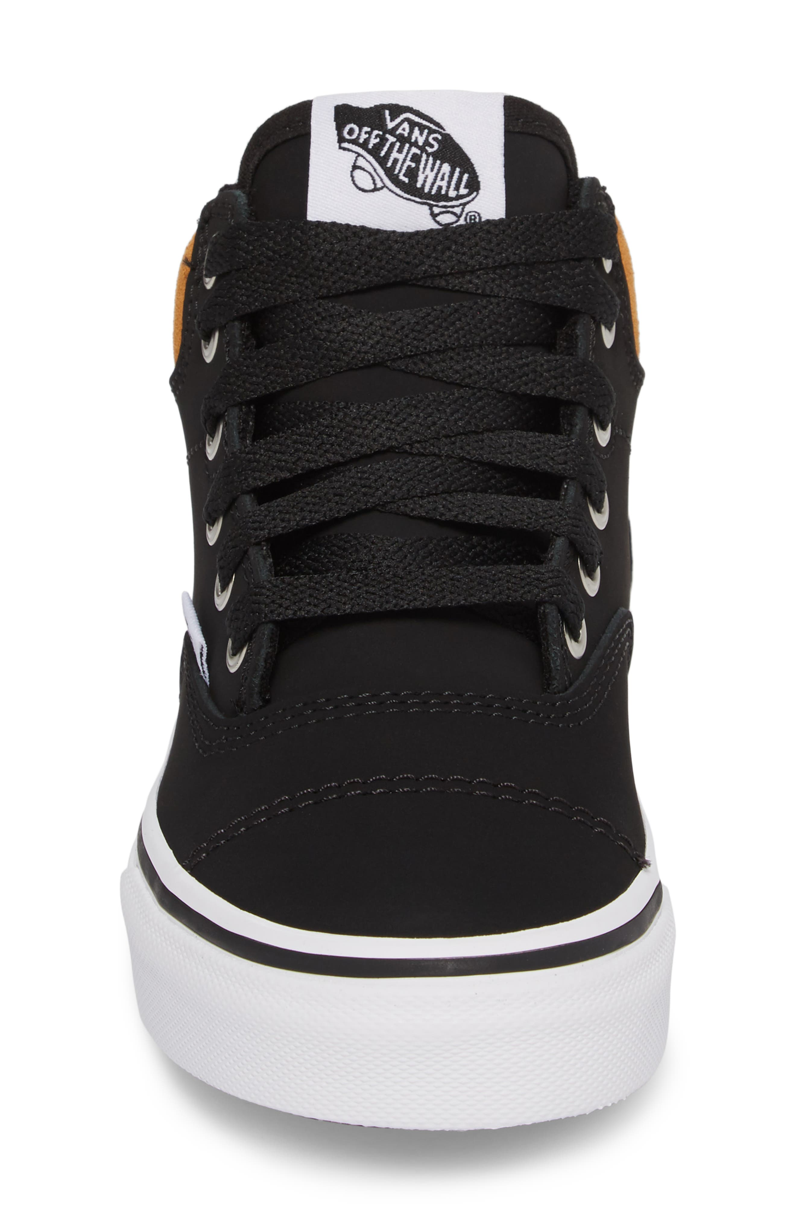 Era - Hi Sneaker,                             Alternate thumbnail 4, color,                             Vansbuck Black/ Cathay Spice