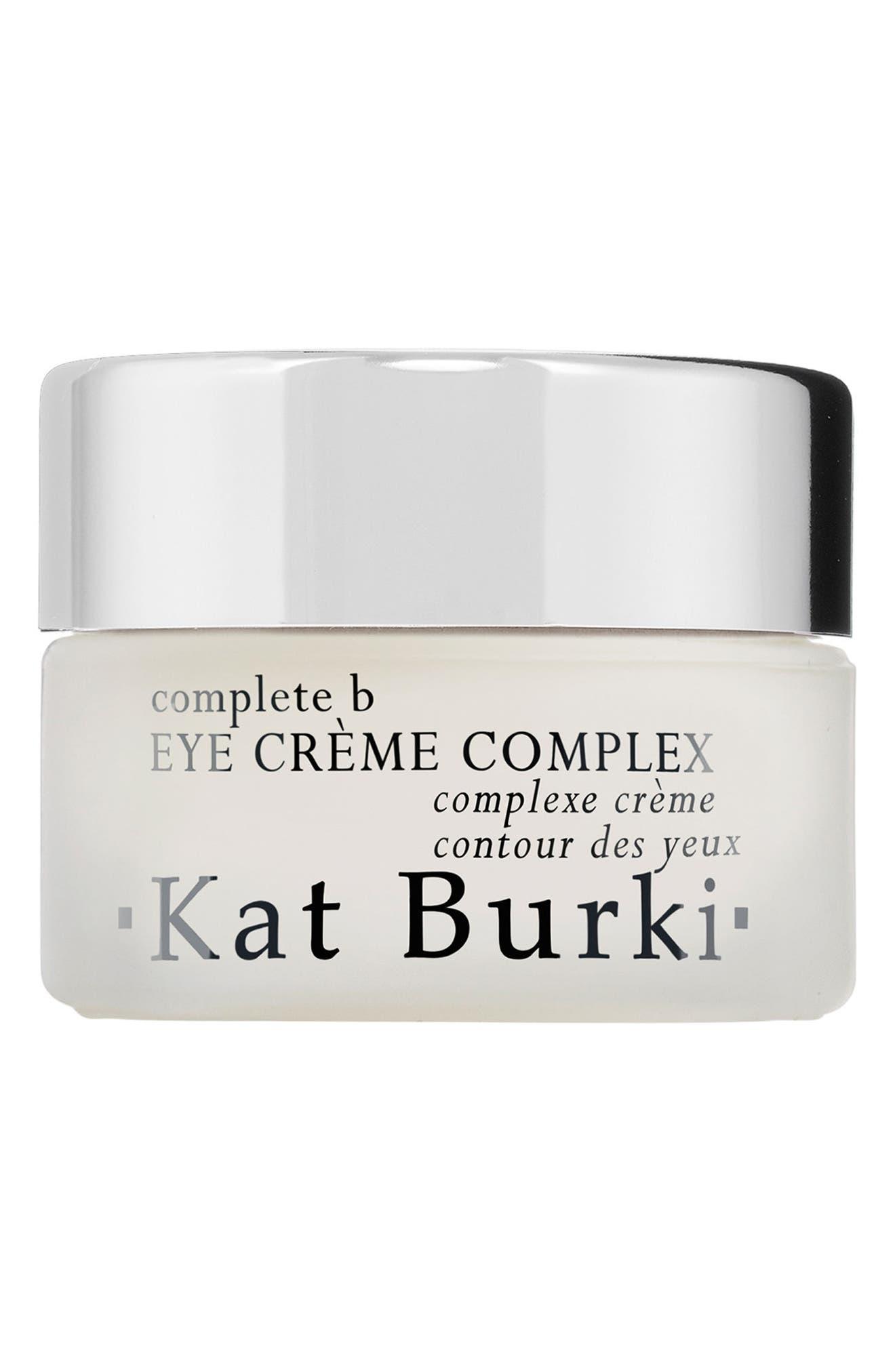 Main Image - Kat Burki 'Complete B' Eye Crème Complex
