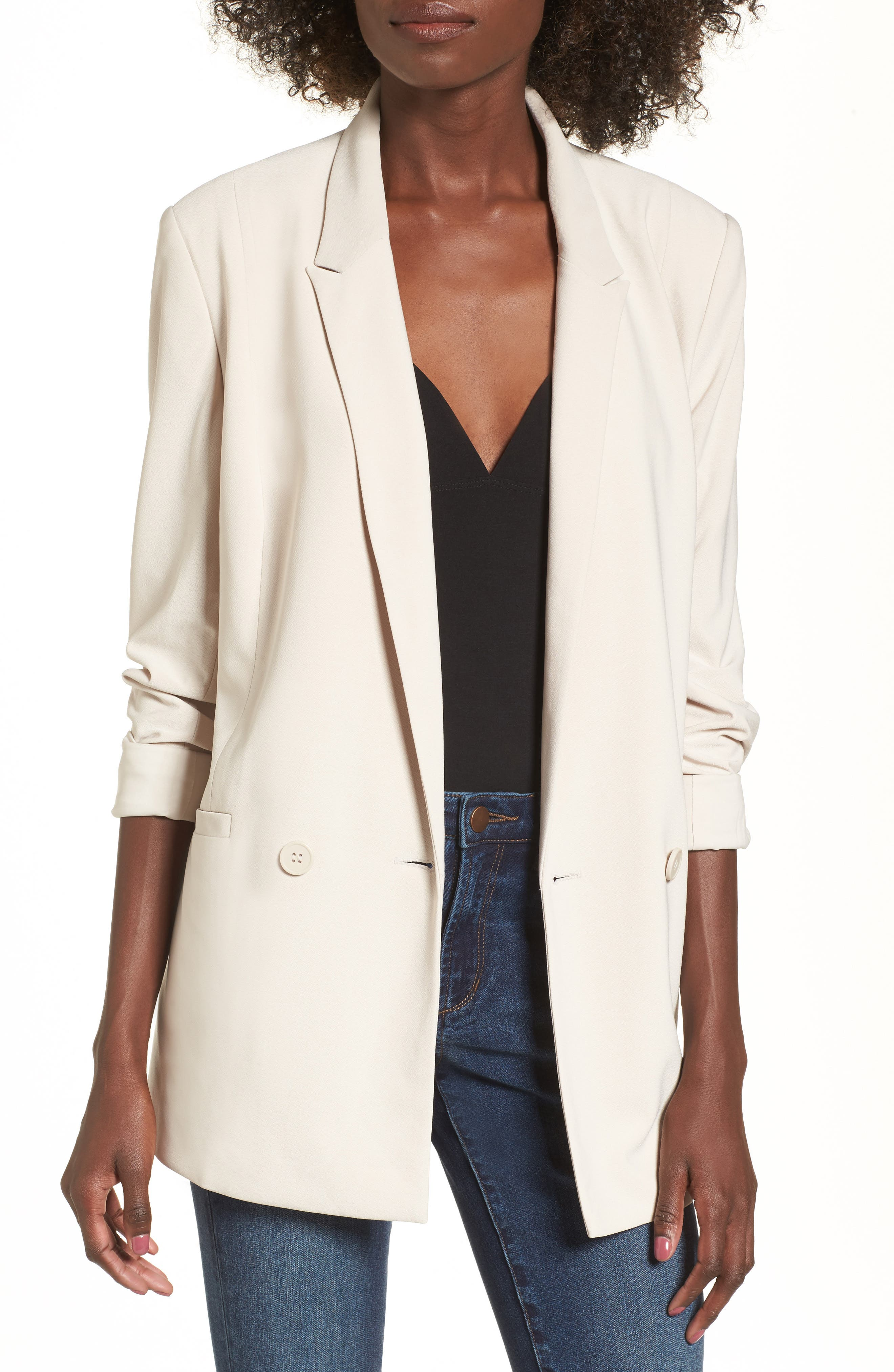 Alternate Image 1 Selected - Leith Oversize Blazer