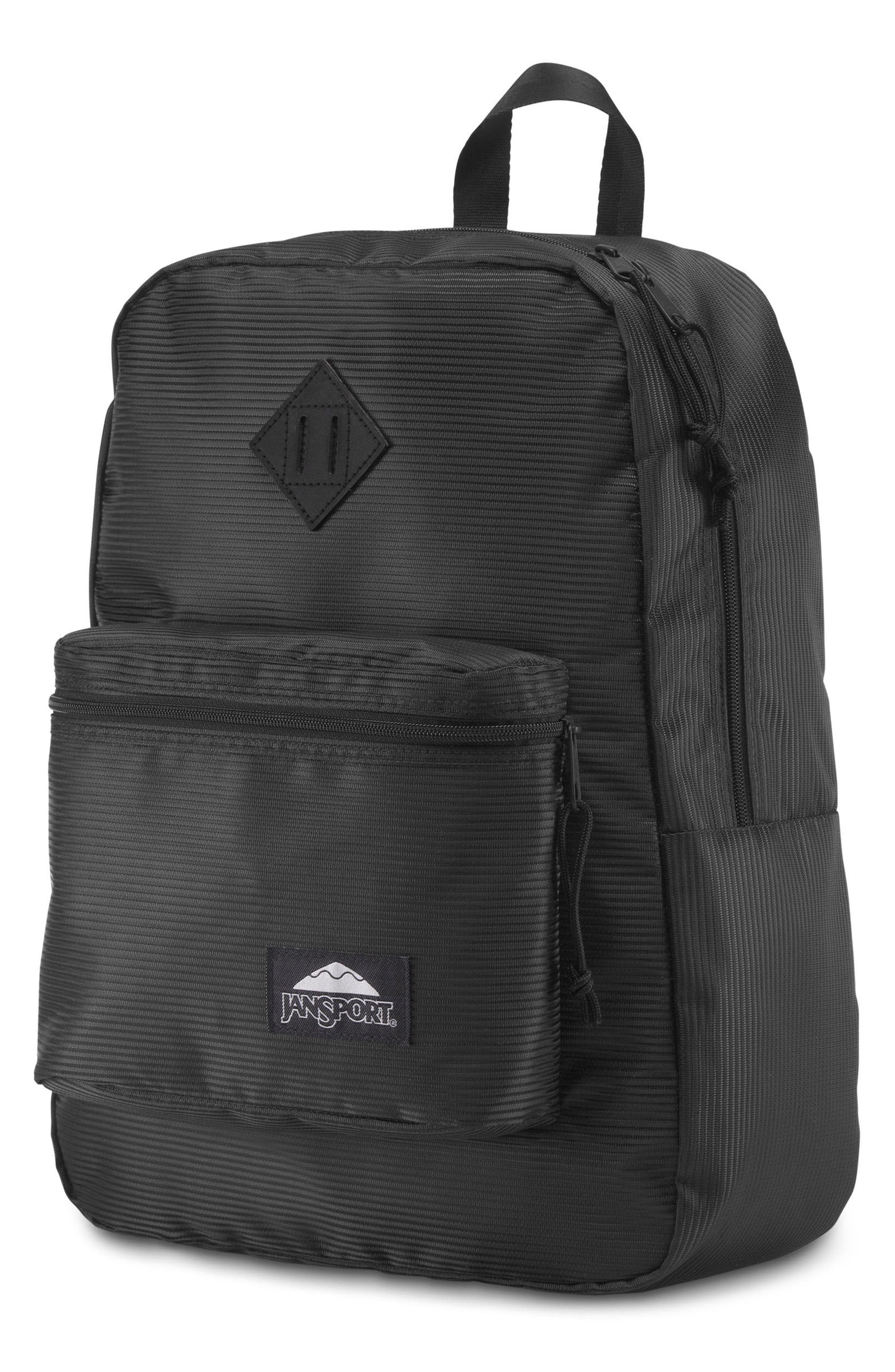 Super FX DL Backpack,                             Alternate thumbnail 5, color,                             Black Line