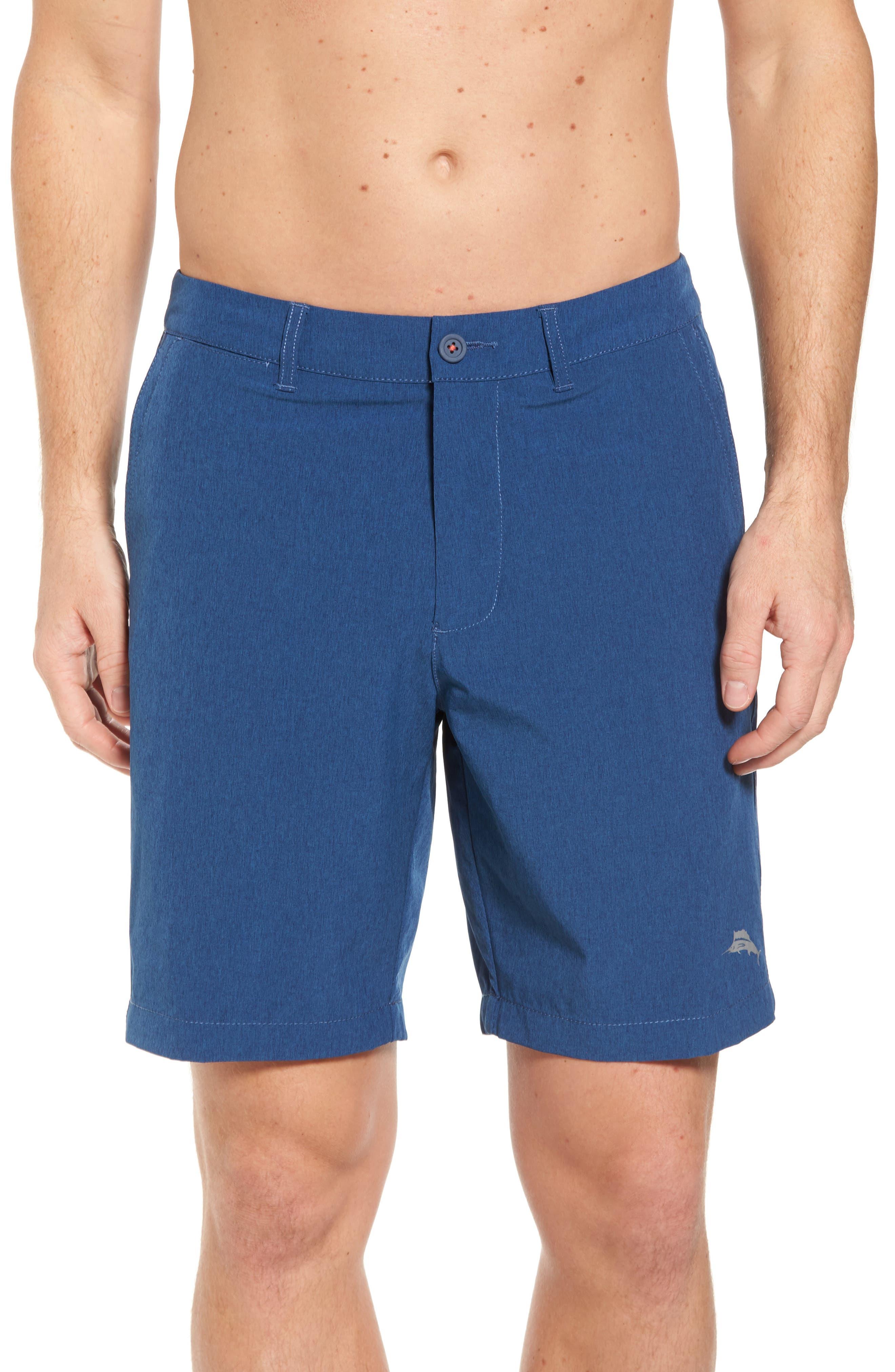Tommy Bahama 'Cayman Isles' Hybrid Swim Shorts
