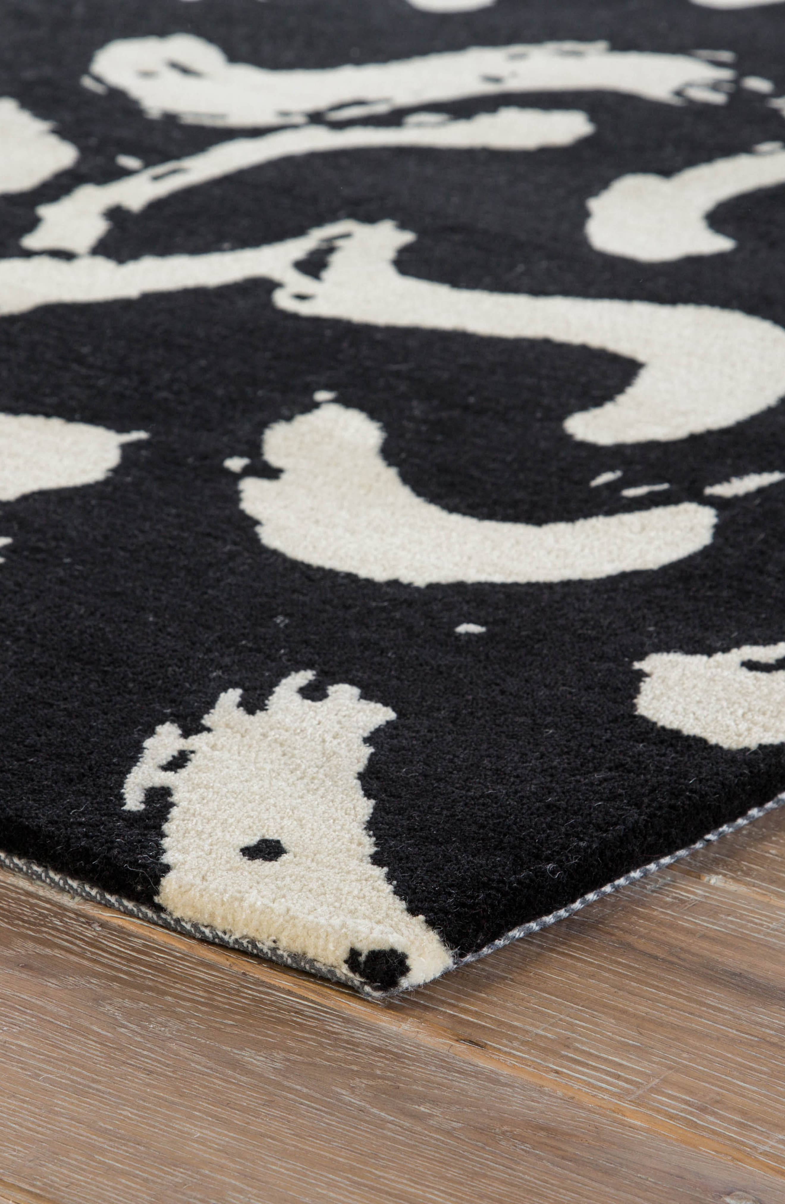 Alternate Image 3  - kate spade new york greenpoint turtledove rug