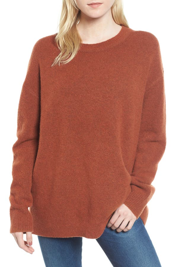 James Perse Oversize Cashmere Sweater | Nordstrom