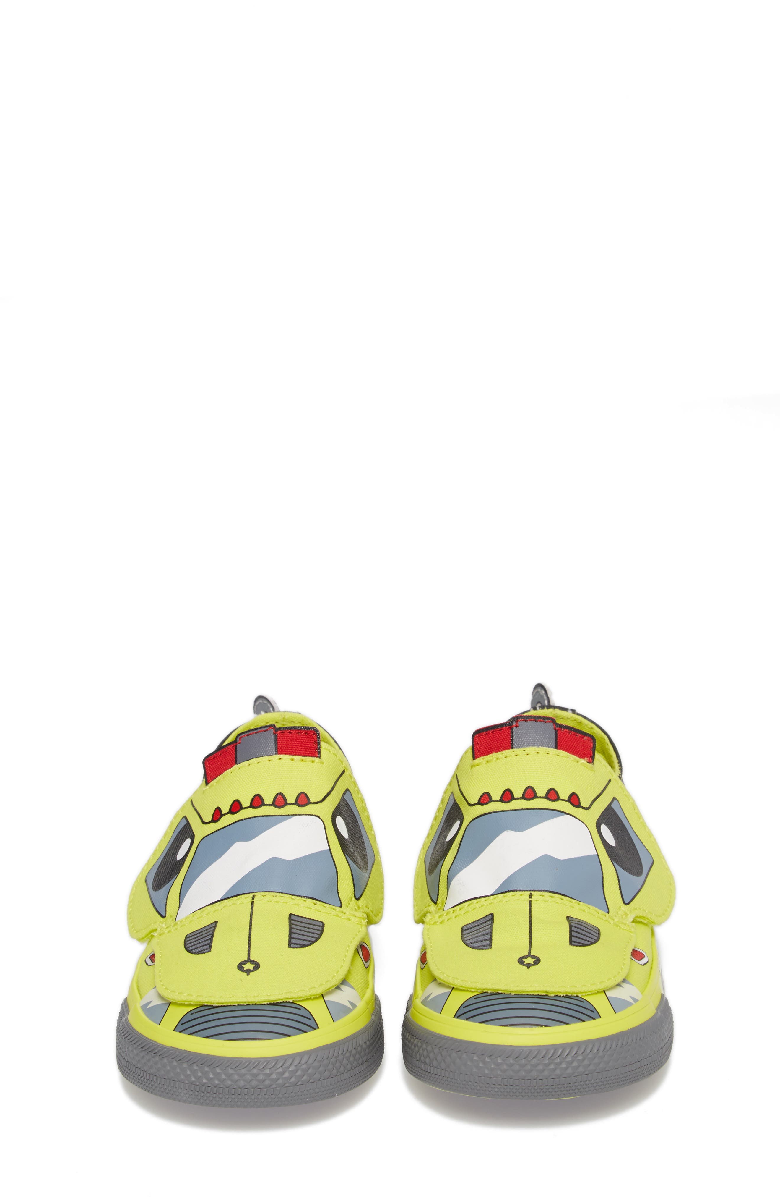 Alternate Image 4  - Converse Chuck Taylor® All Star® Creatures Slip-On Sneaker (Baby, Walker & Toddler)