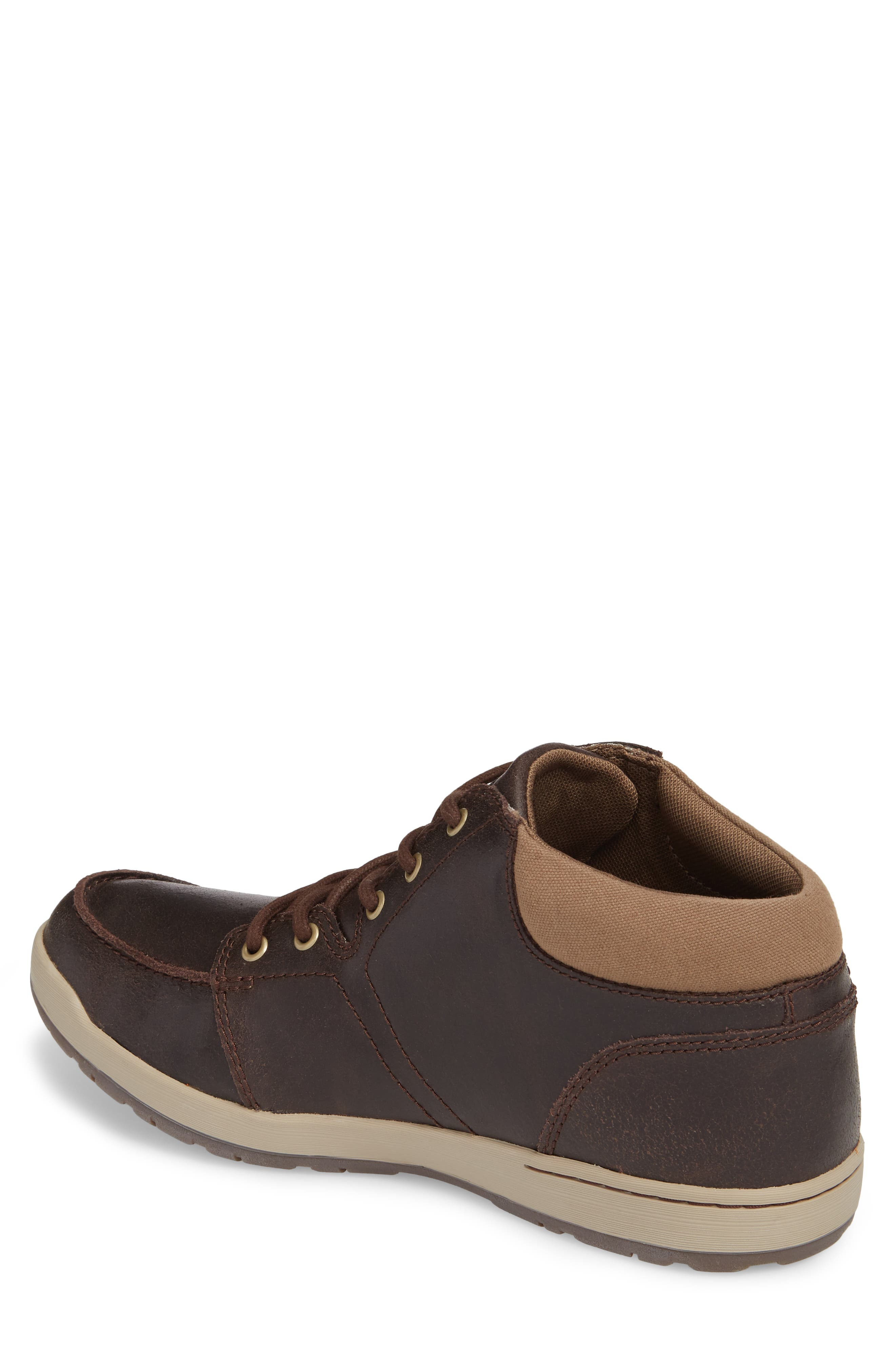 Ballard Evo Moc Toe Boot,                             Alternate thumbnail 2, color,                             Demitasse Brown