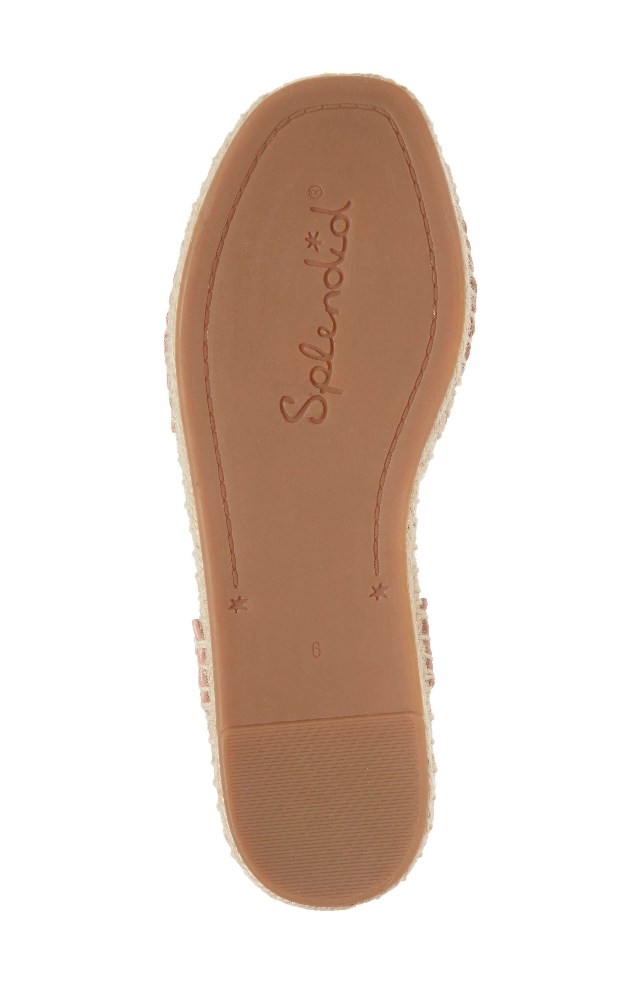 Alternate Image 6  - Splendid Becca Ruffled Espadrille Sandal (Women)