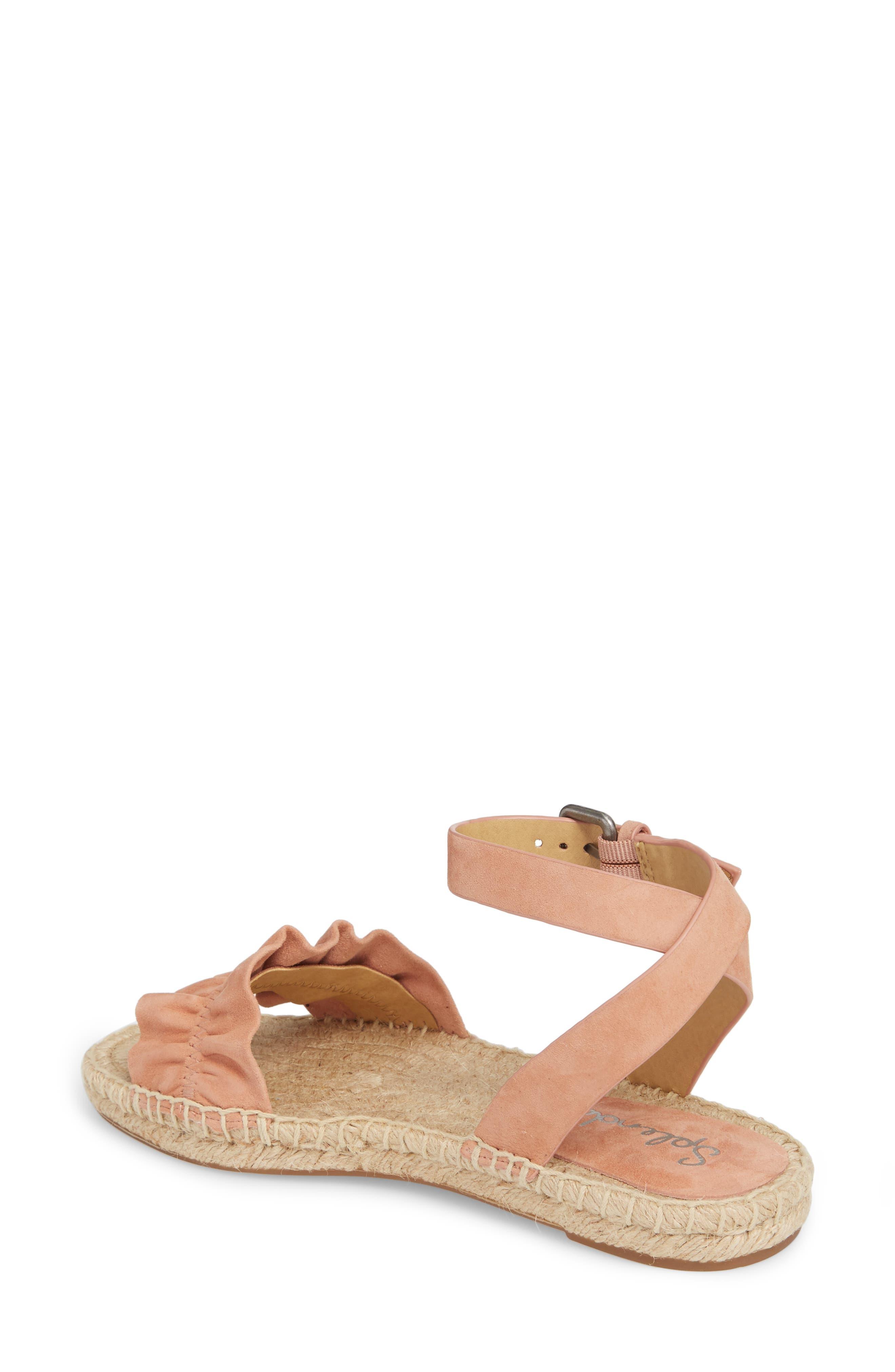 Alternate Image 2  - Splendid Becca Ruffled Espadrille Sandal (Women)
