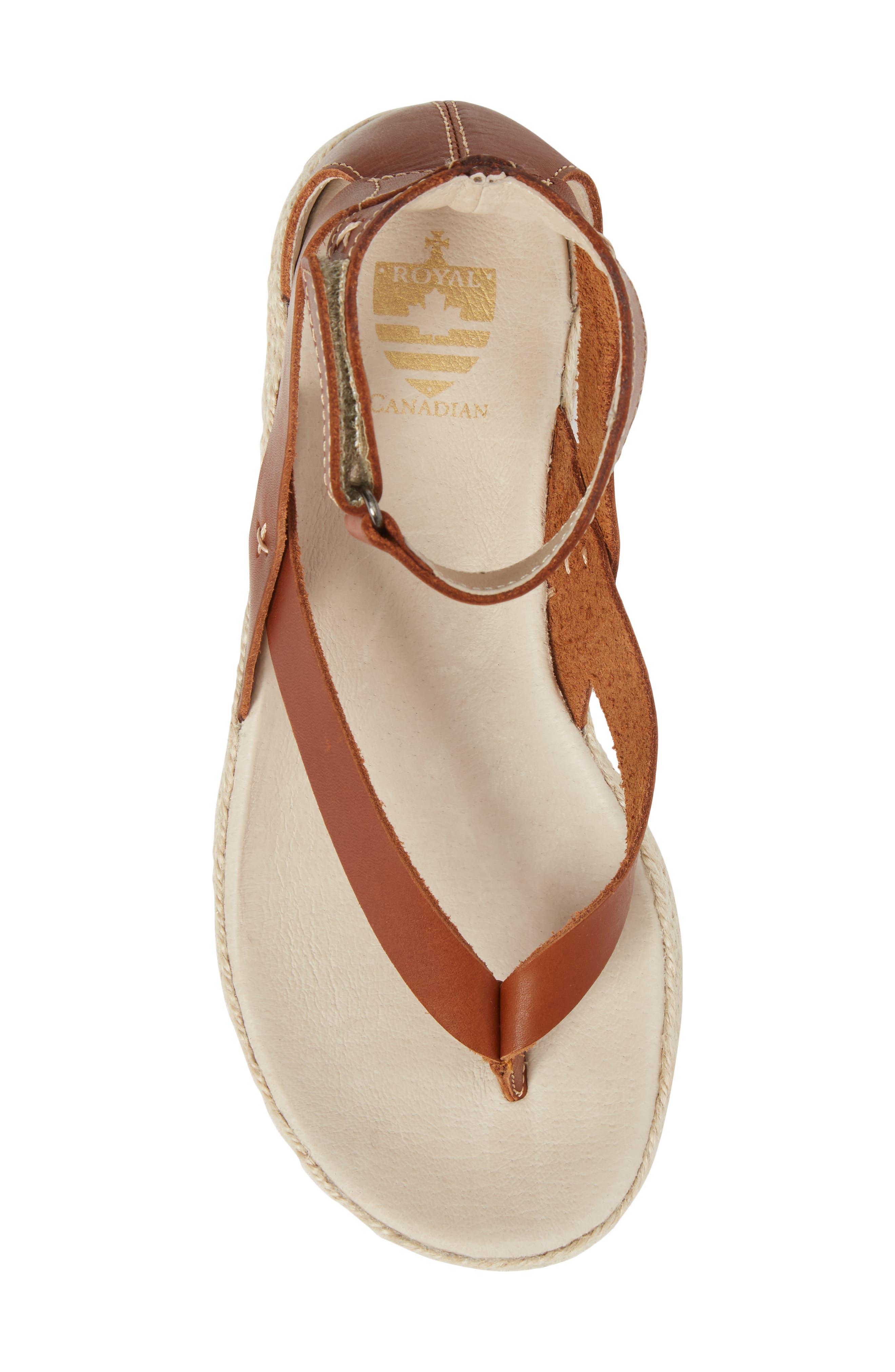 Alternate Image 5  - Royal Canadian Peace River Sandal (Women)