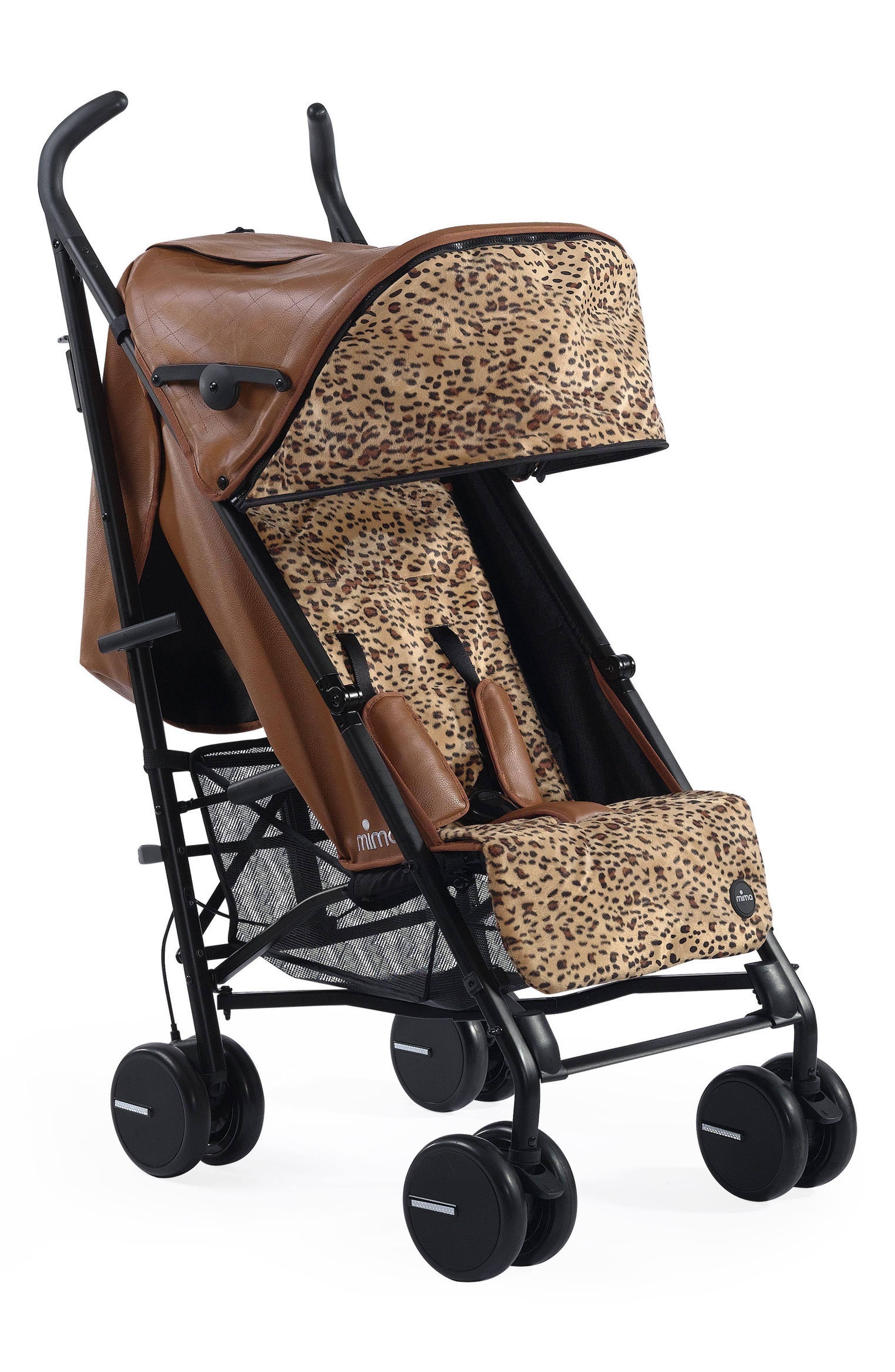 Main Image - Mima Sun Visor & Seat Liner Fabric Fashion Kit for Mima Bo Stroller