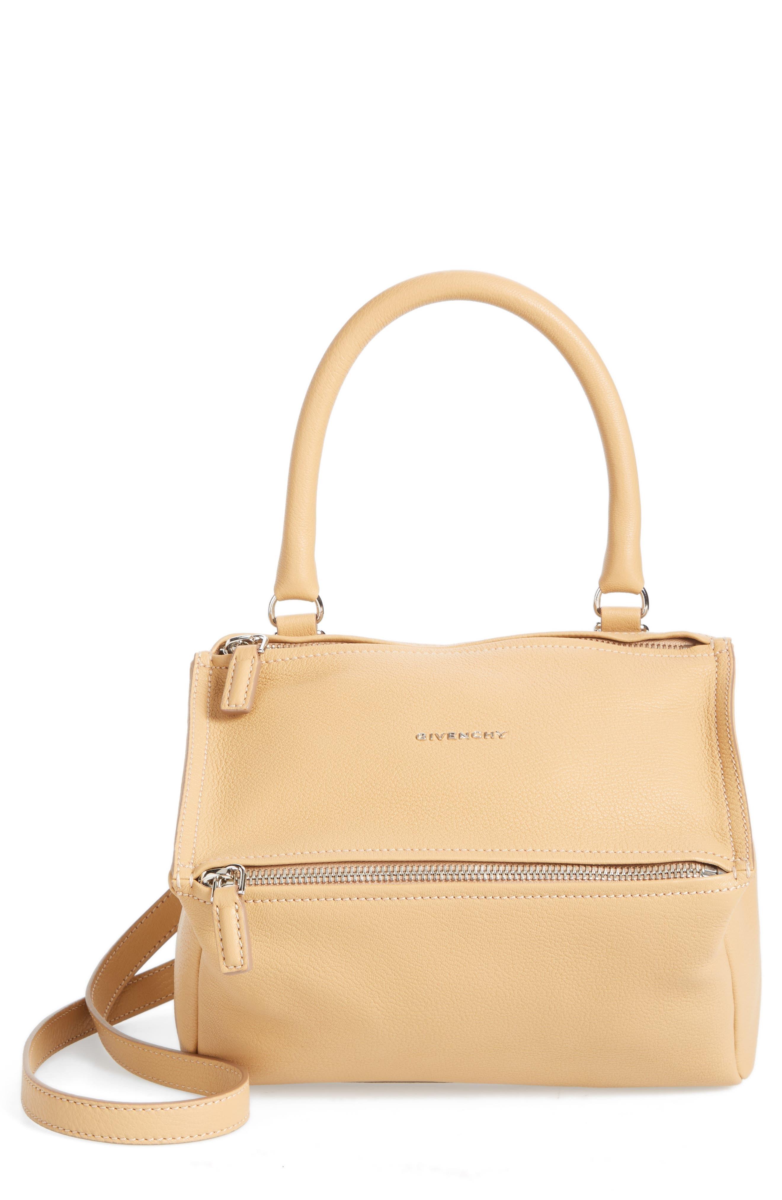 Main Image - Givenchy 'Small Pandora' Leather Satchel