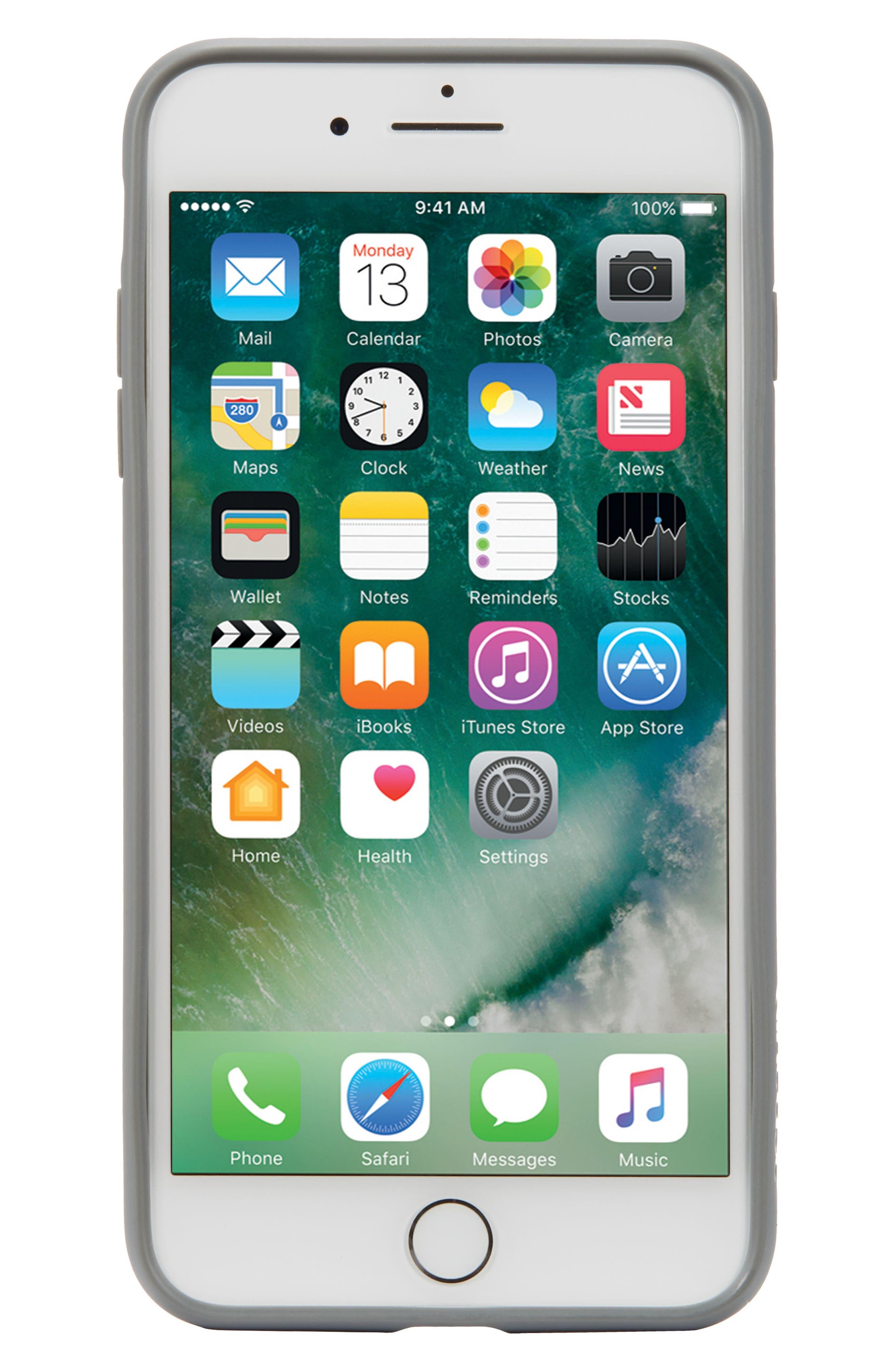 Pop Case Clear iPhone 7 Plus/8 Plus Case,                             Alternate thumbnail 7, color,                             Clear 3
